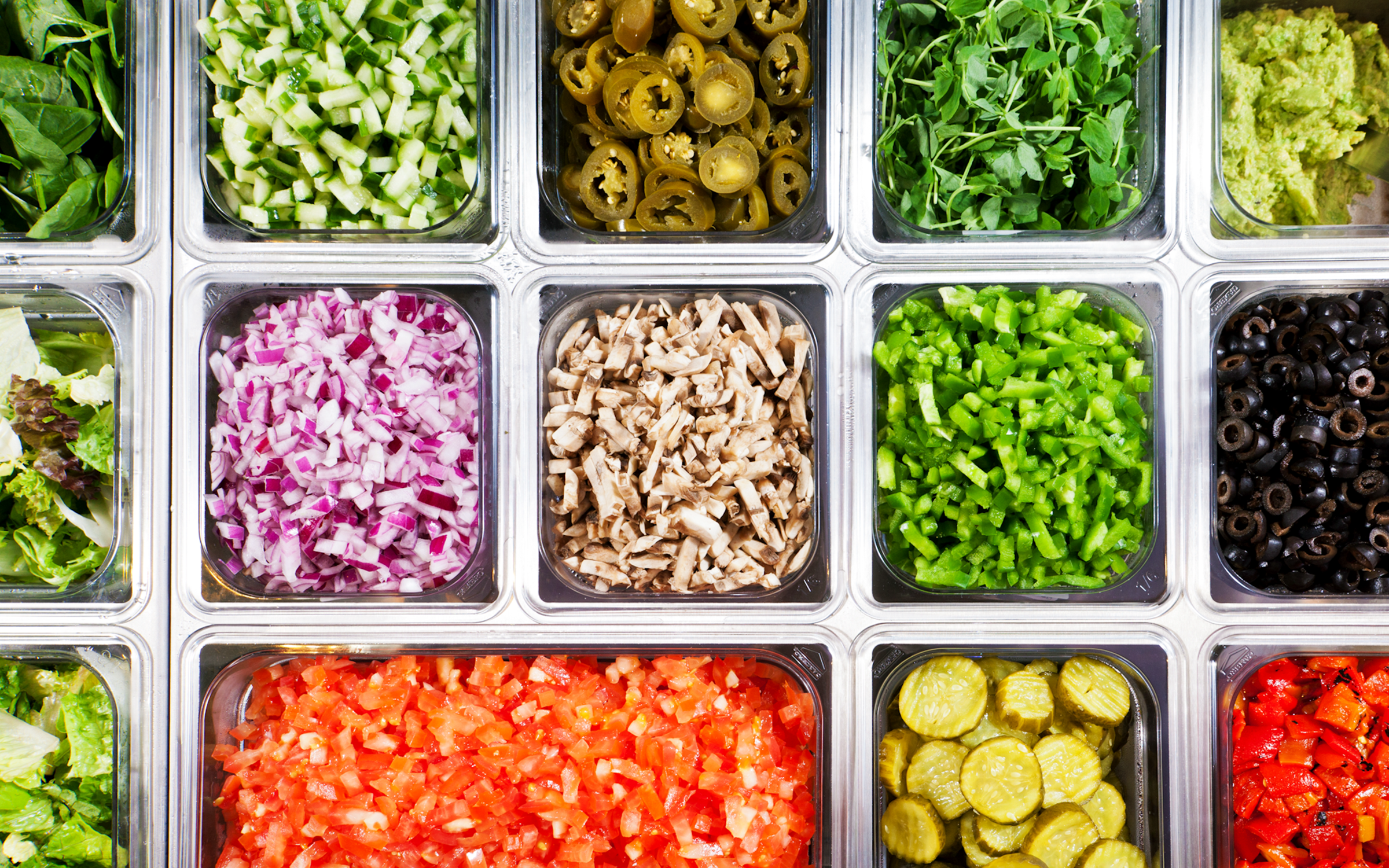 Why Us? - It's a very exciting time to be a Pita Pit Master Franchisee and we invite you to become a part of our Fresh Thinking — Healthy Eating world.Read on to learn the top reasons to Roll With Us!