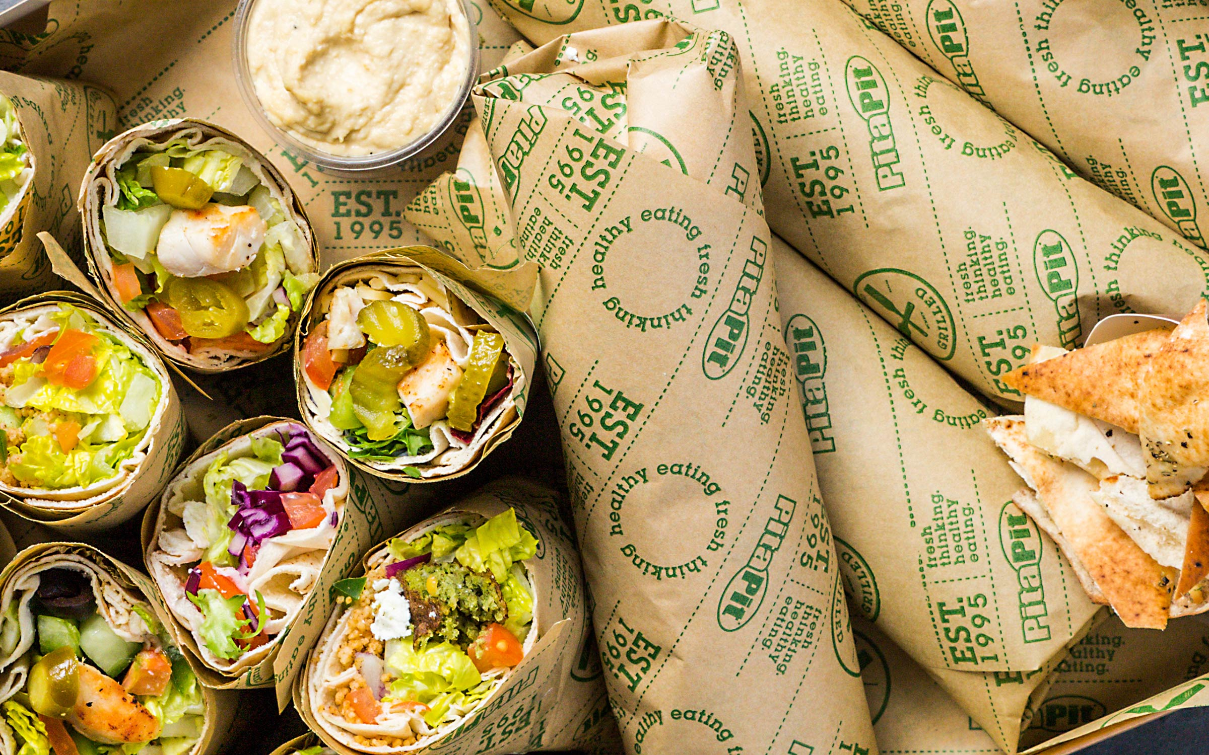 What To Learn More? - Send us some information why you think you'd be a great Pita Pit Master Franchisee!