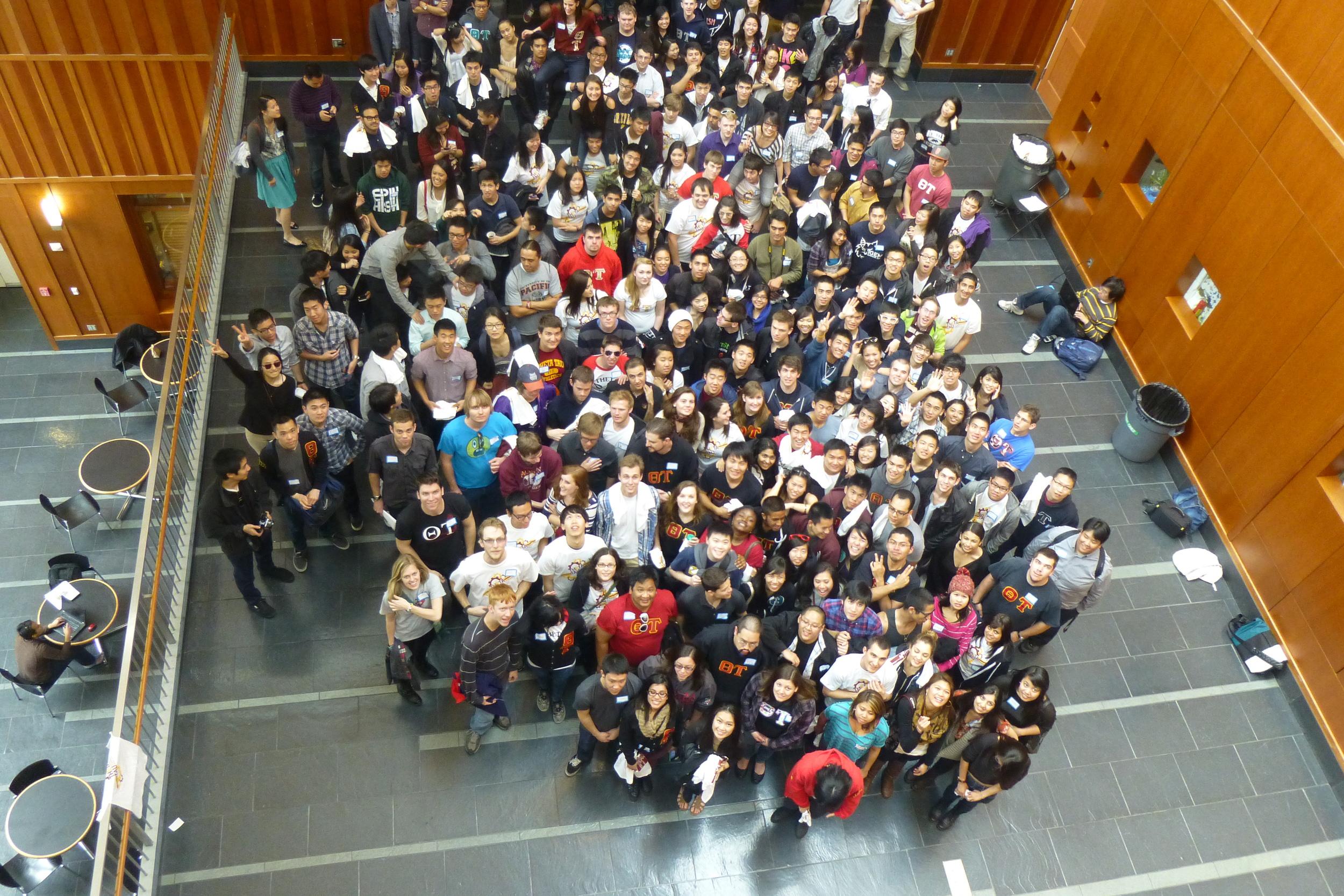 Epsilon Regionals at UC Berkeley