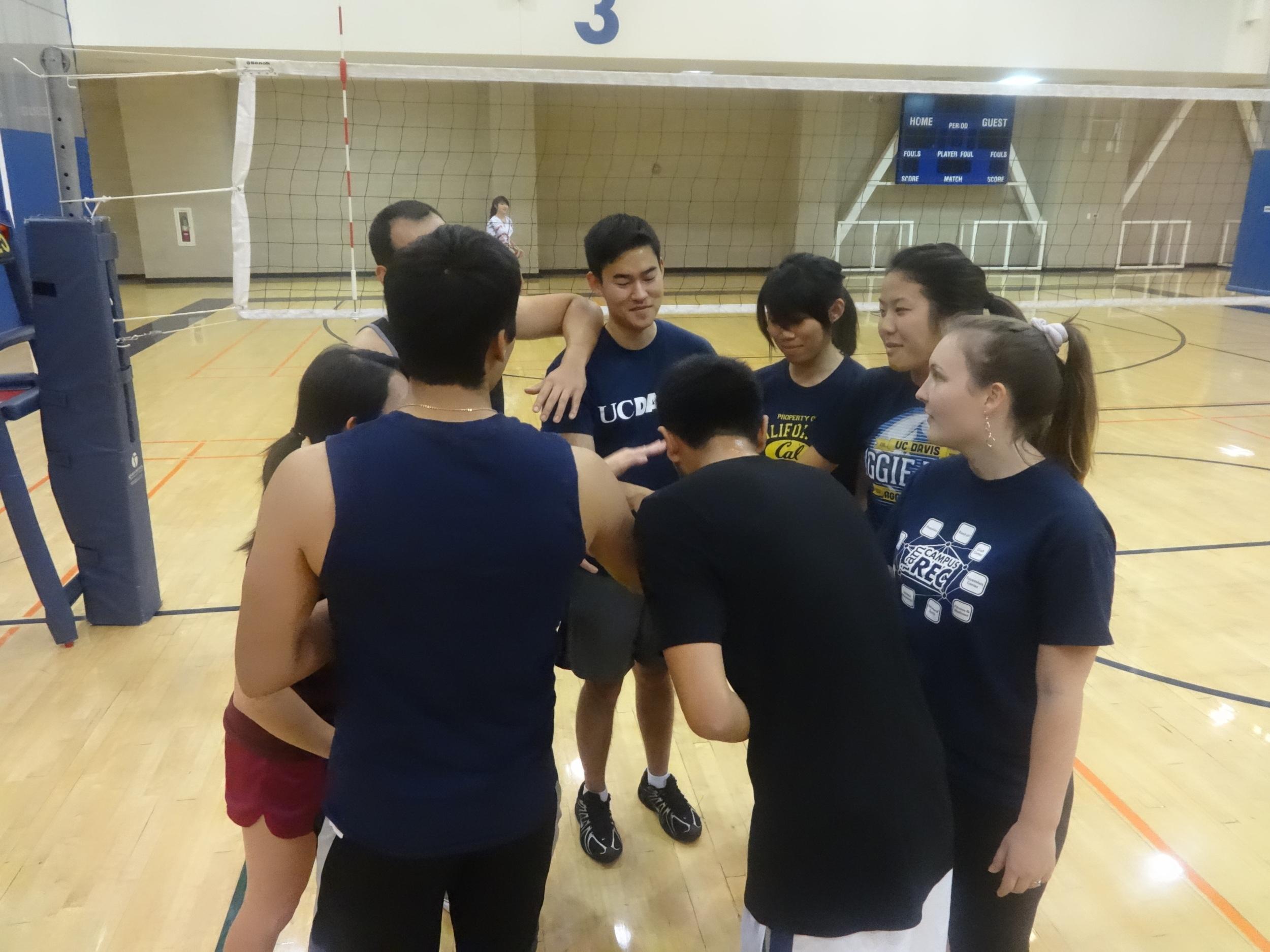 IM Indoor Volleyball
