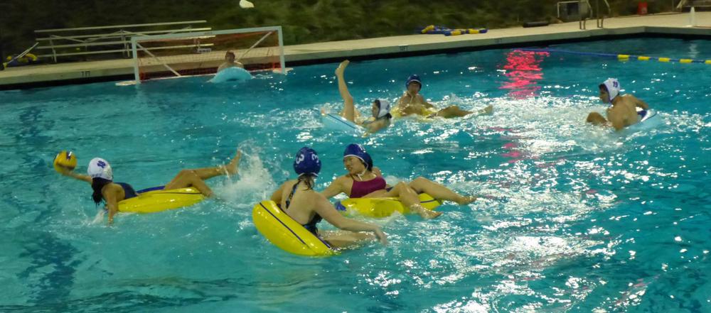 IM Inner-tube Water Polo