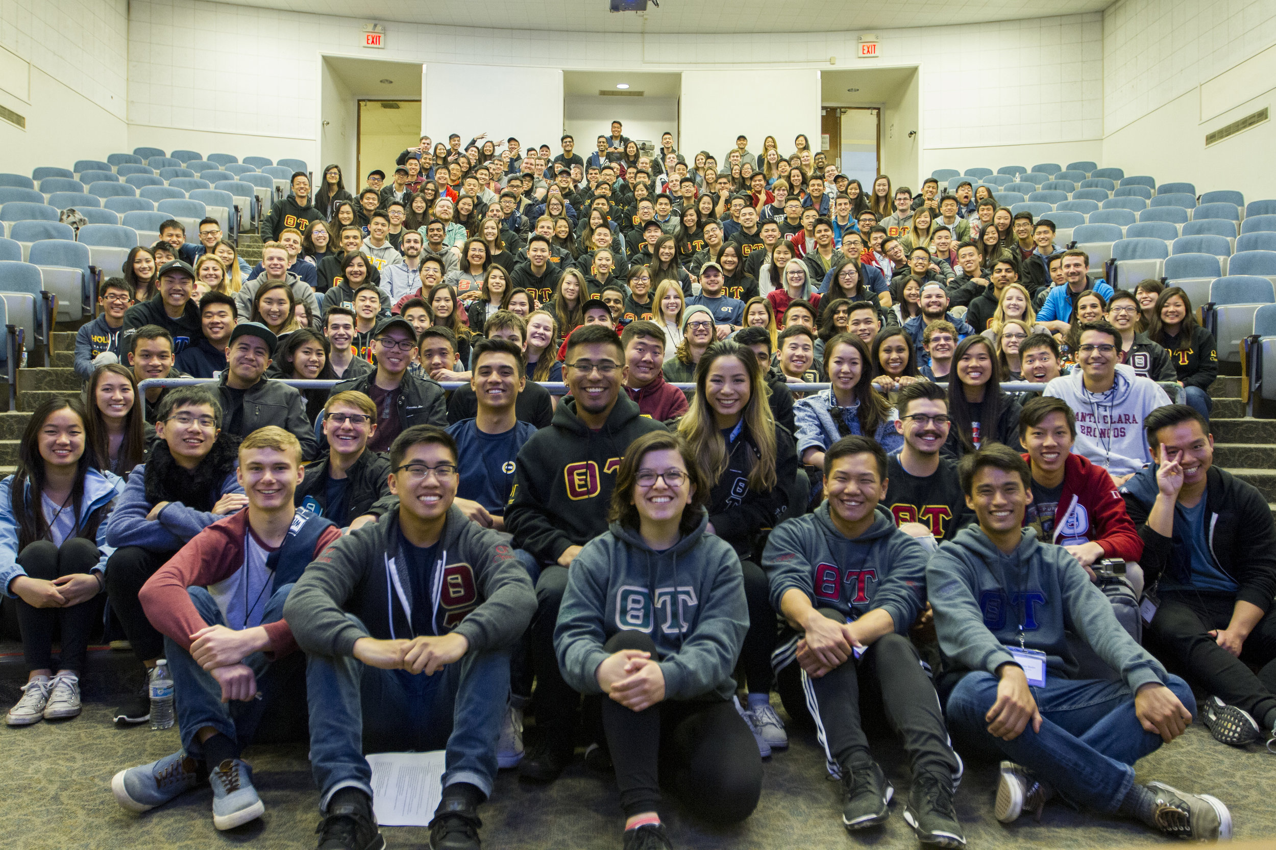Omicron Gamma Regionals at UC Davis