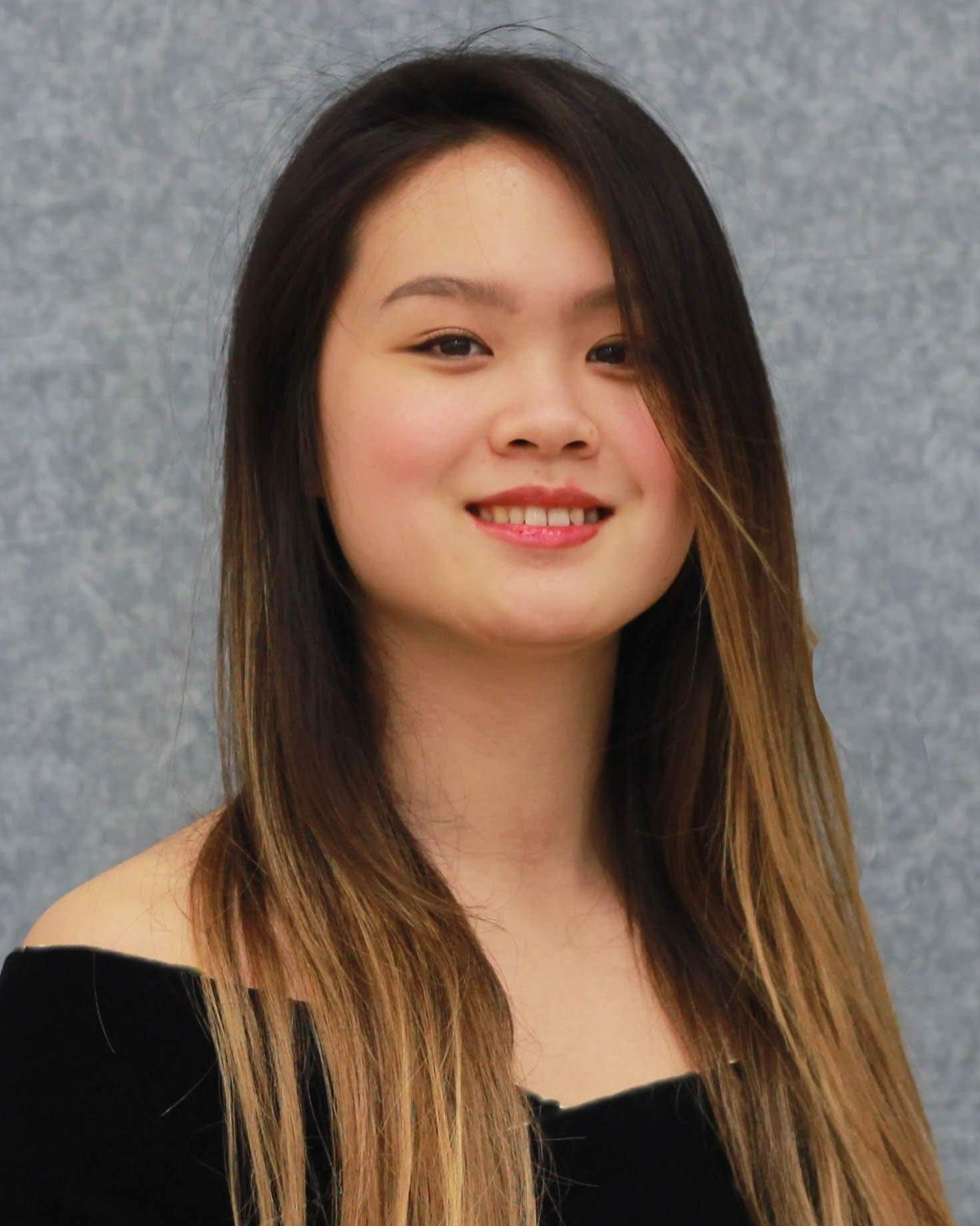 Melissa Chang - Internal Social Chair