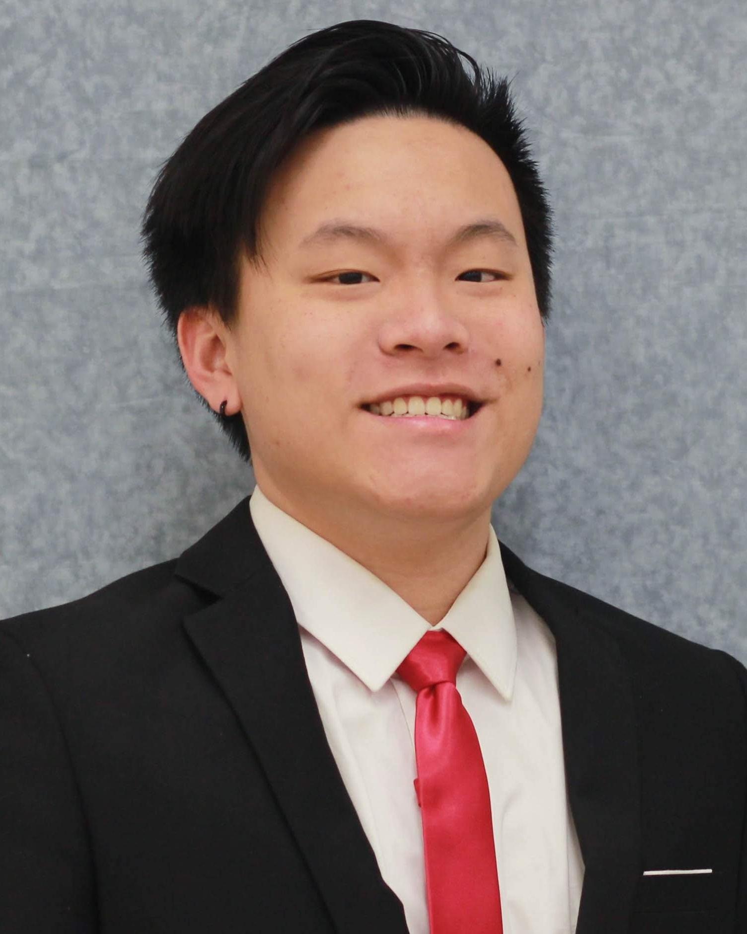 Darrel Chiou - Fundraising Chair