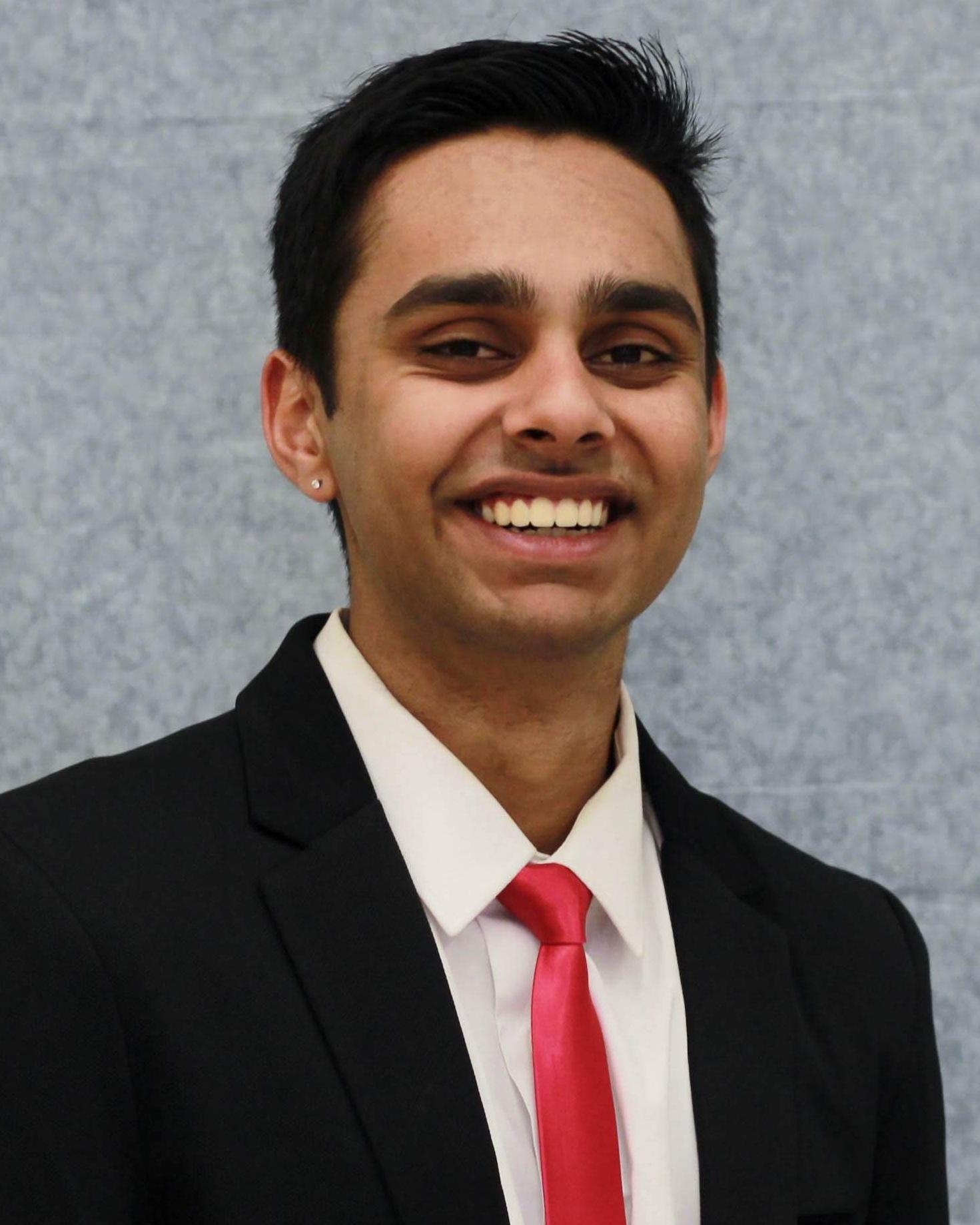 Ayush Garg - External Social Chair