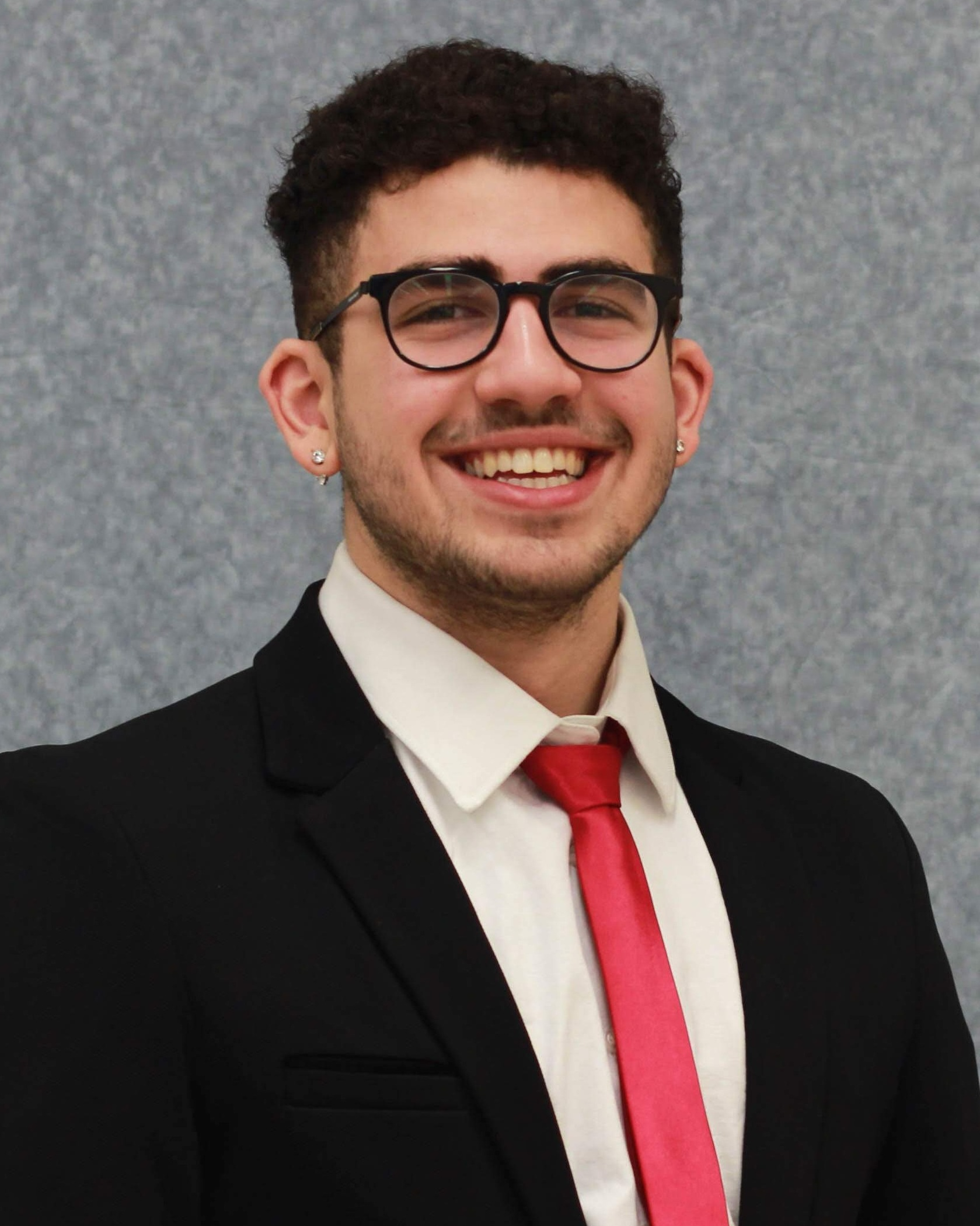 Ryan Hosseini - Academic Chair