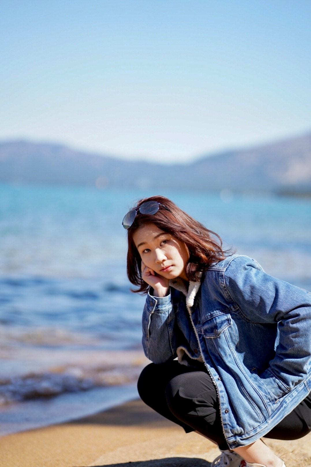 Sandra Chen - Historian