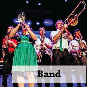 Band Auditions — Wisconsin Singers