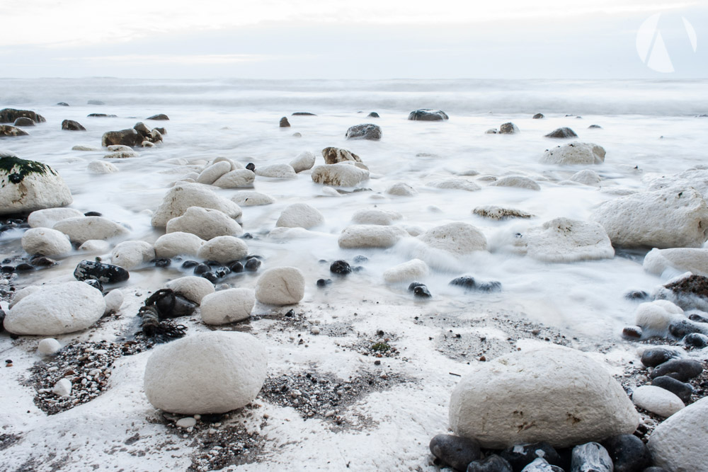 Rocks and Waves, Birling Gap, East Sussex