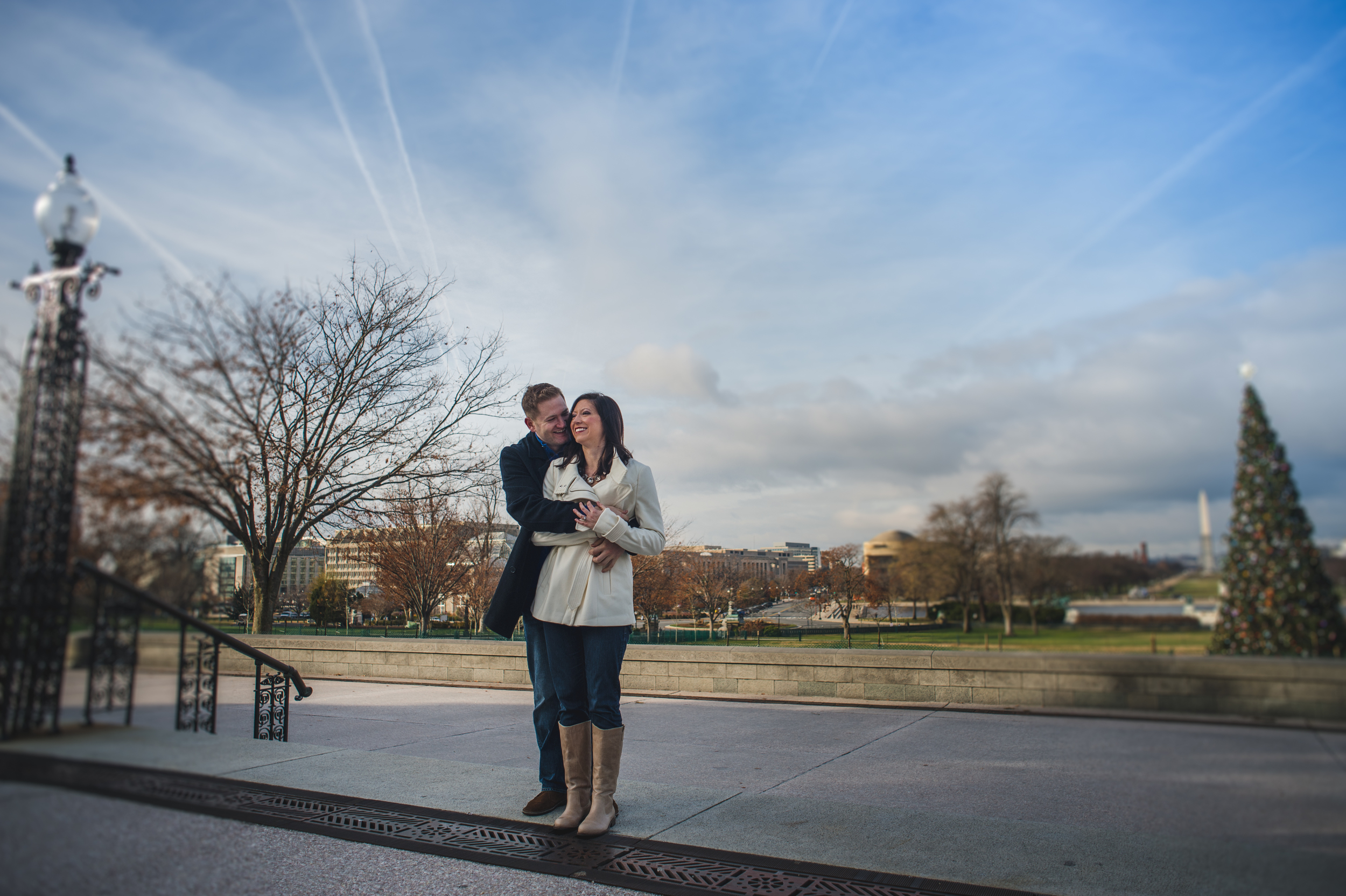 Artistic Engagement Photographer Washington DC.jpg
