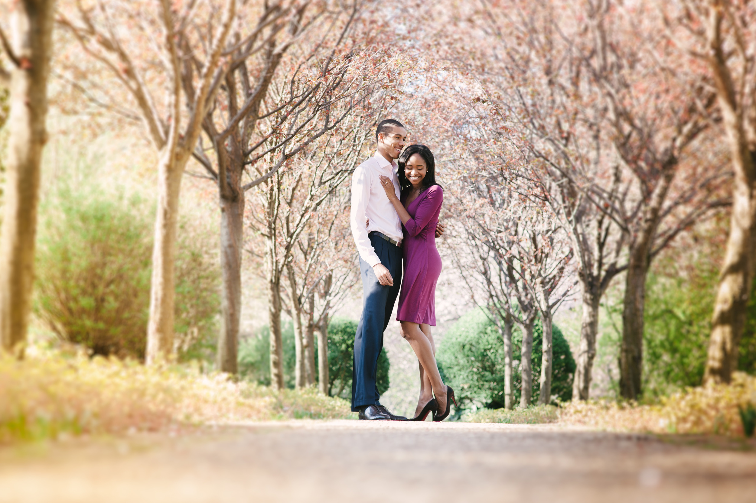 Engagement session in  Dumbarton Oaks Garden by Mantas Kubilinskas-2.jpg