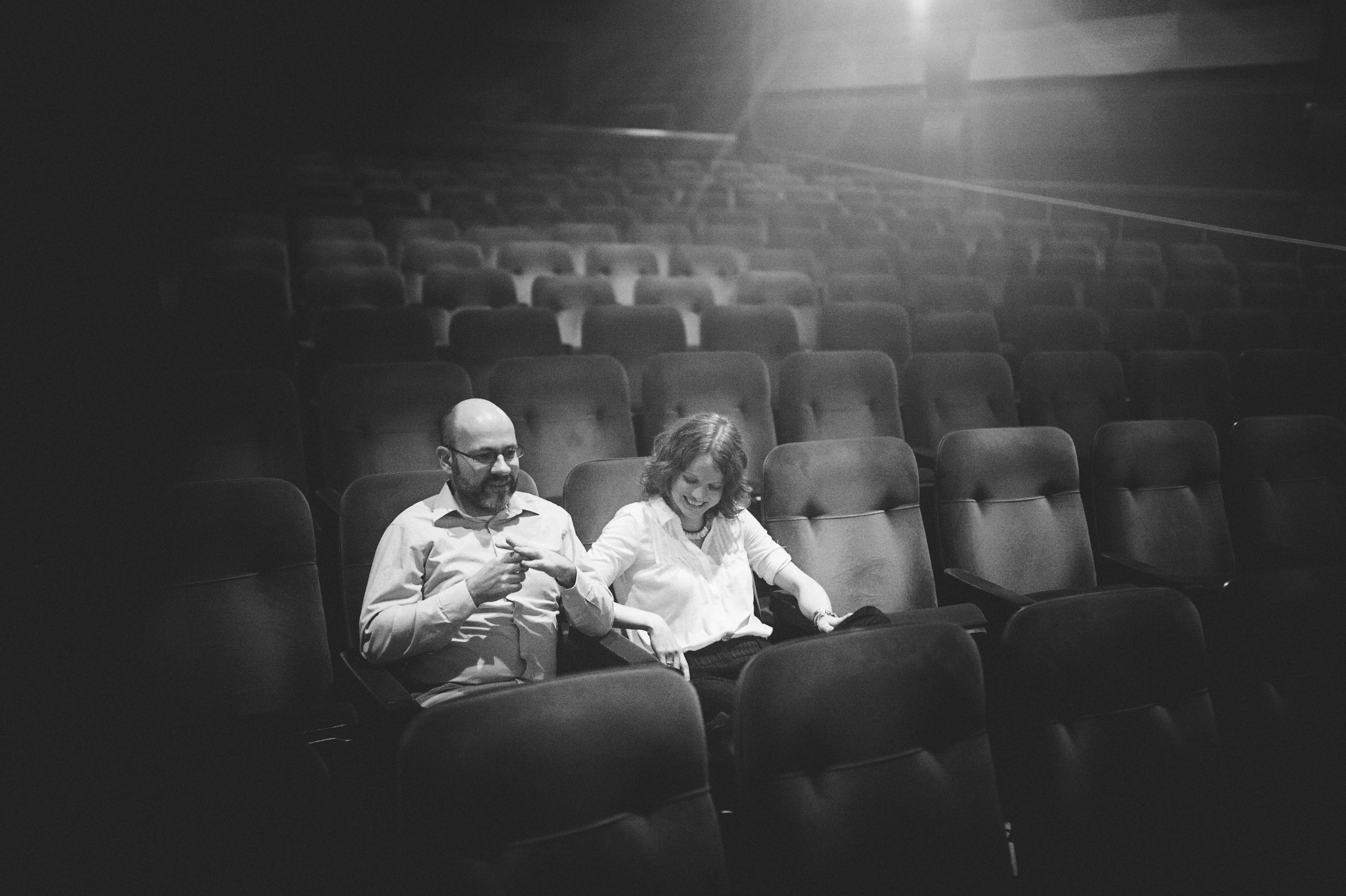 Silver Spring AFI Movie theater Engagement Session Photographer Mantas Kubilinskas-3.jpg