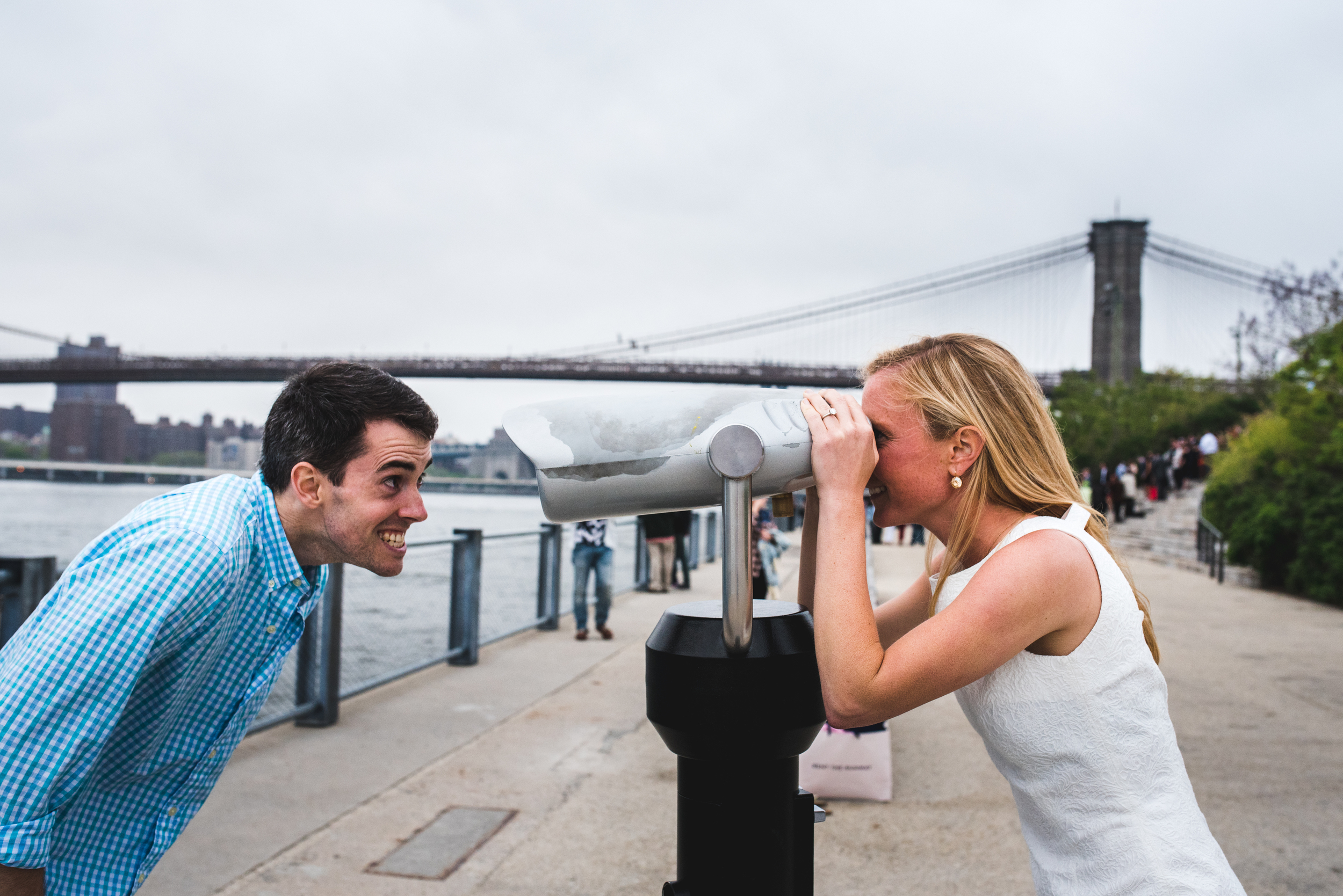 Fun Engagement session in Brooklin NY.JPG