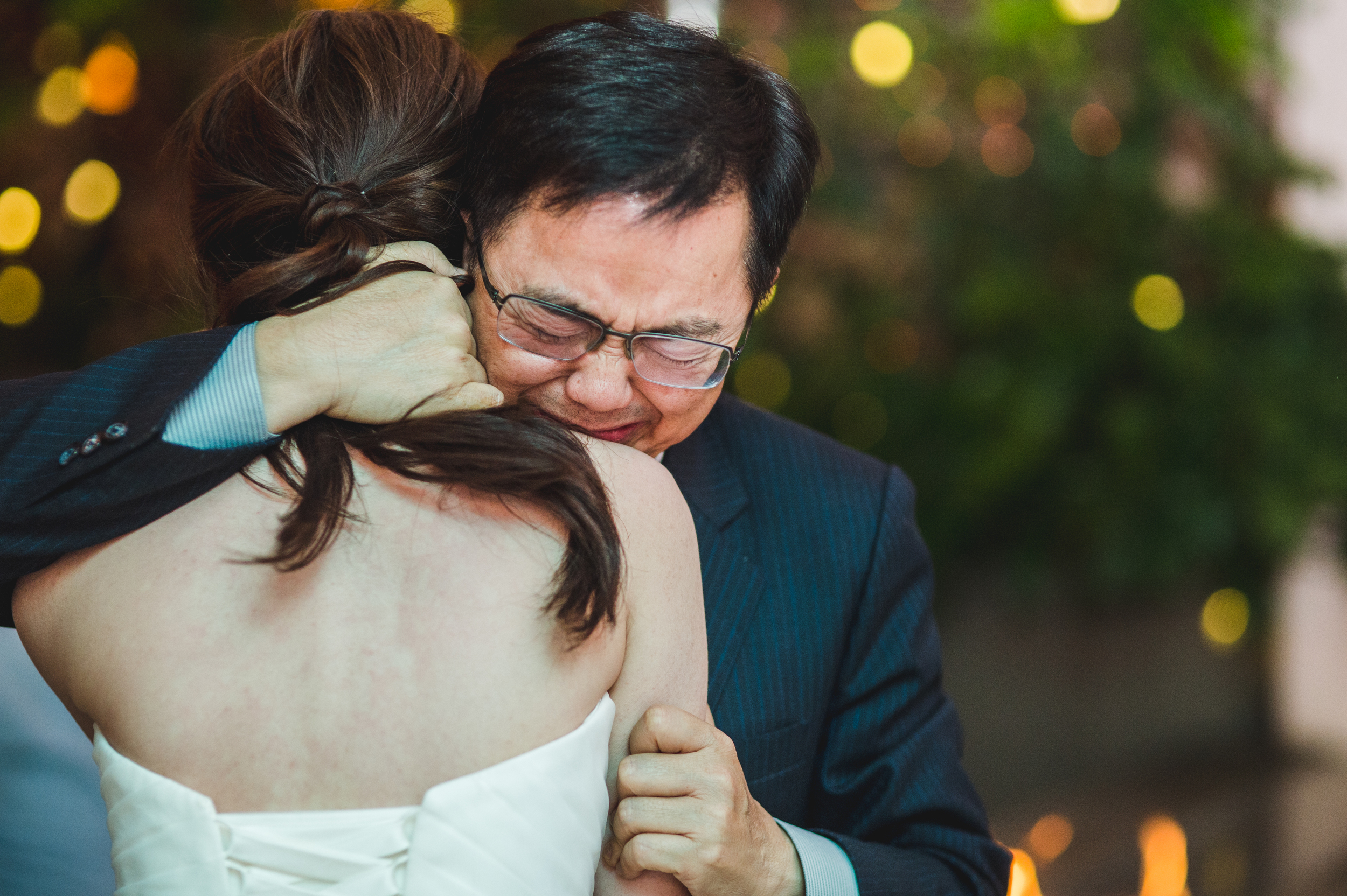 Moment of Daughter and Father DanceWedding Photography San Diego CA-16.jpg