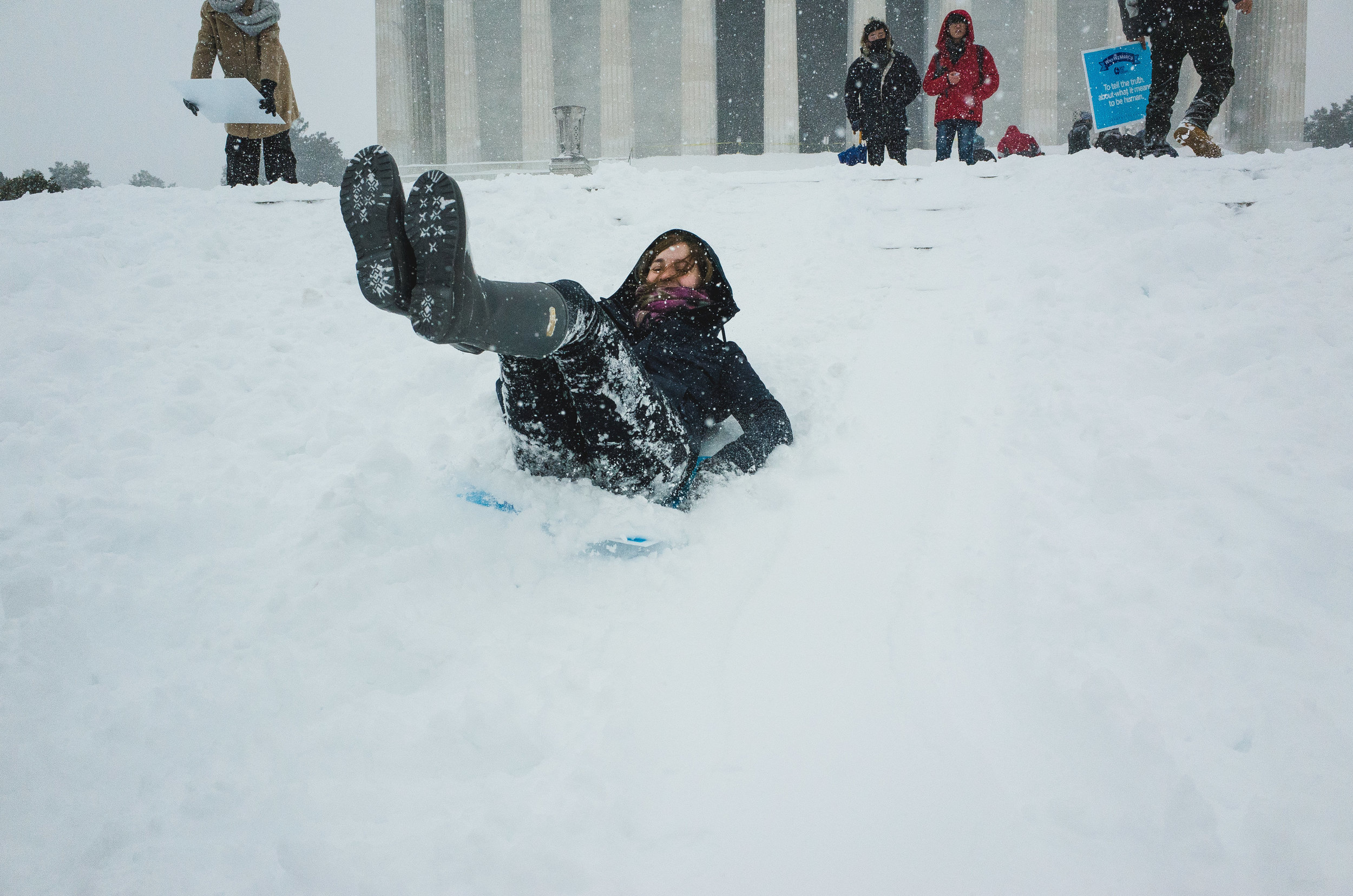 Blizzard Jonas Washington DC 2016 Photographer Mantas Kubilinskas-14.jpg