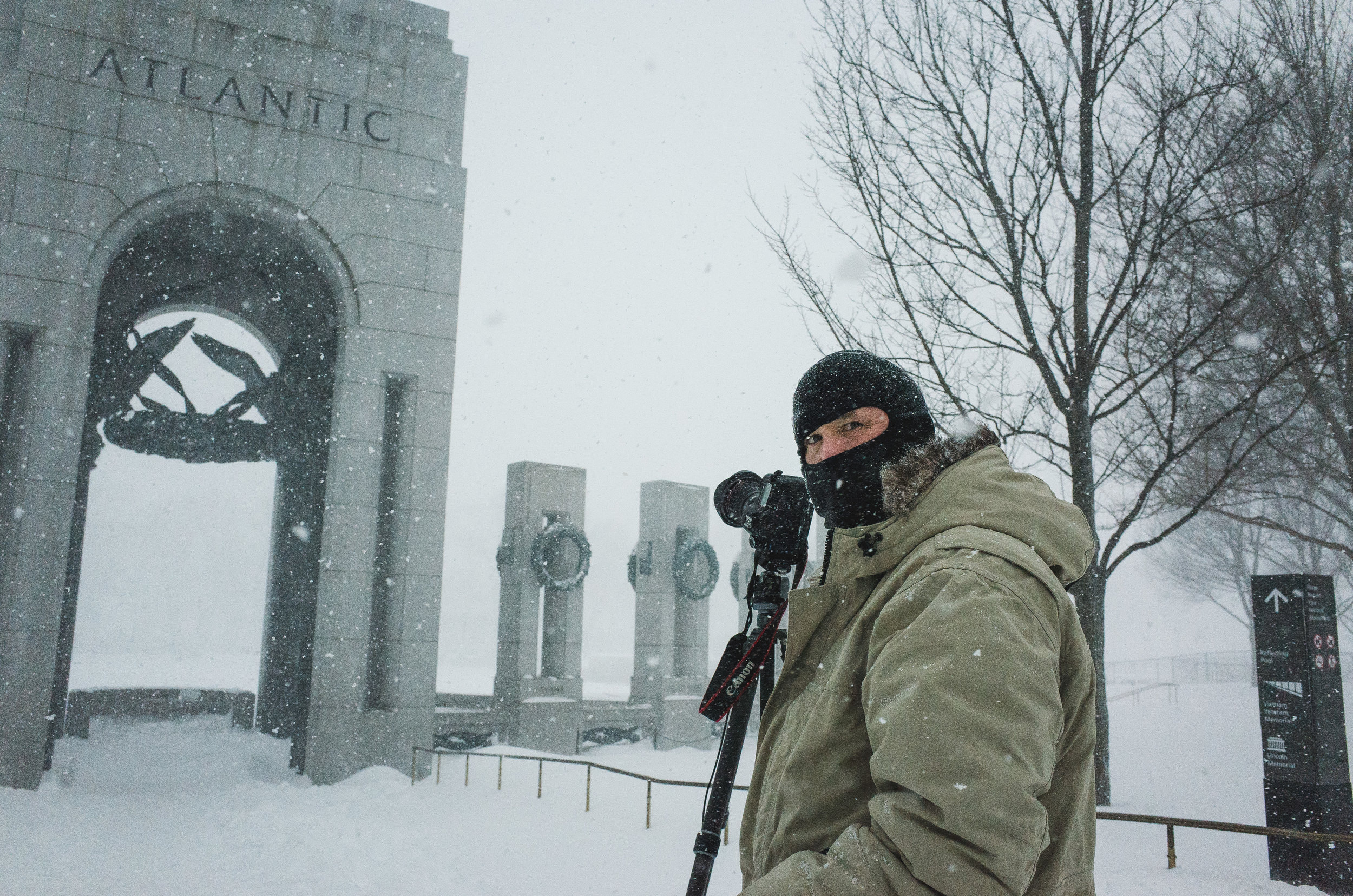 Blizzard Jonas Washington DC 2016 Photographer Mantas Kubilinskas-16.jpg