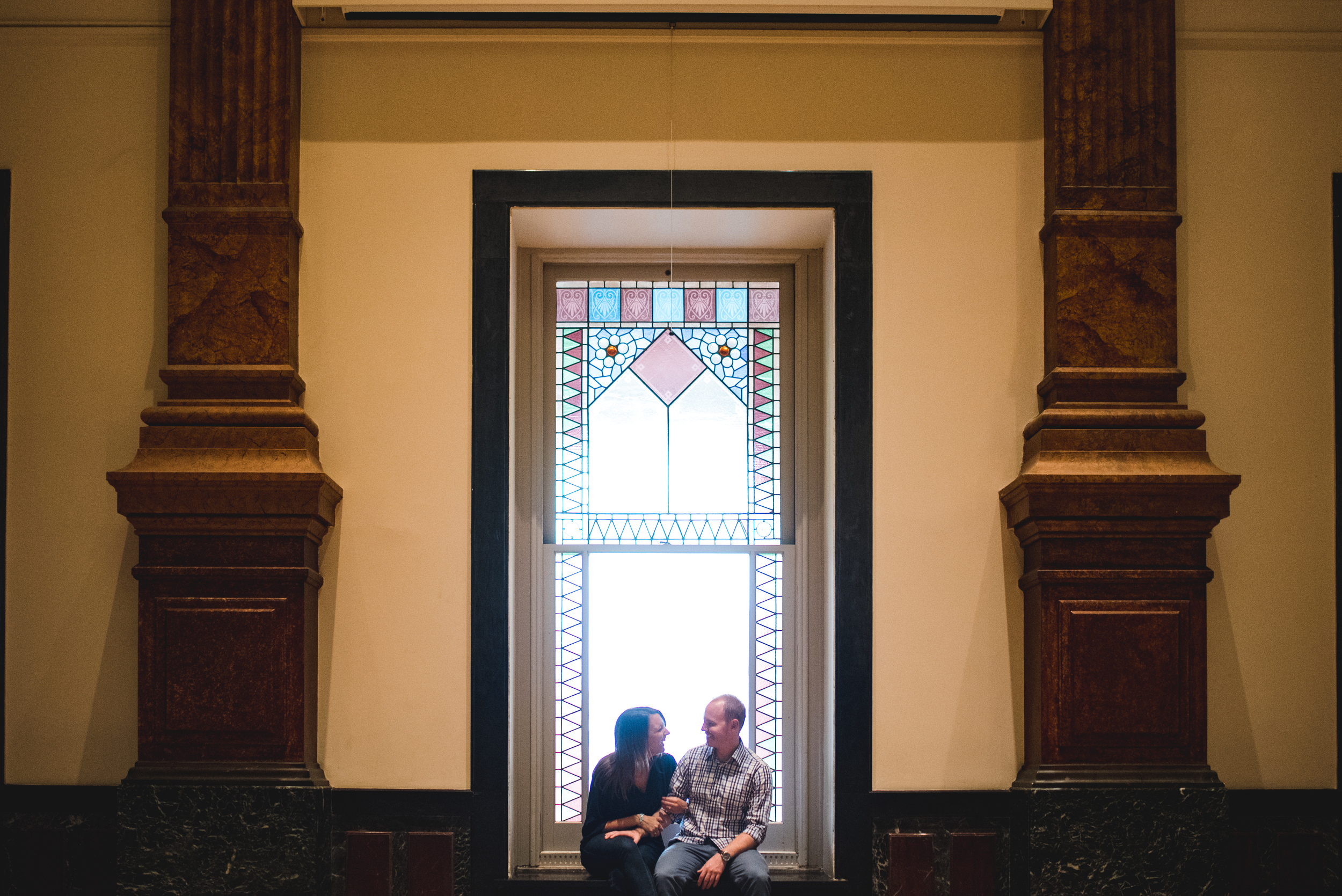 Smithsonian American Art Museum engagement session by Mantas Kubilinskas-10.jpg