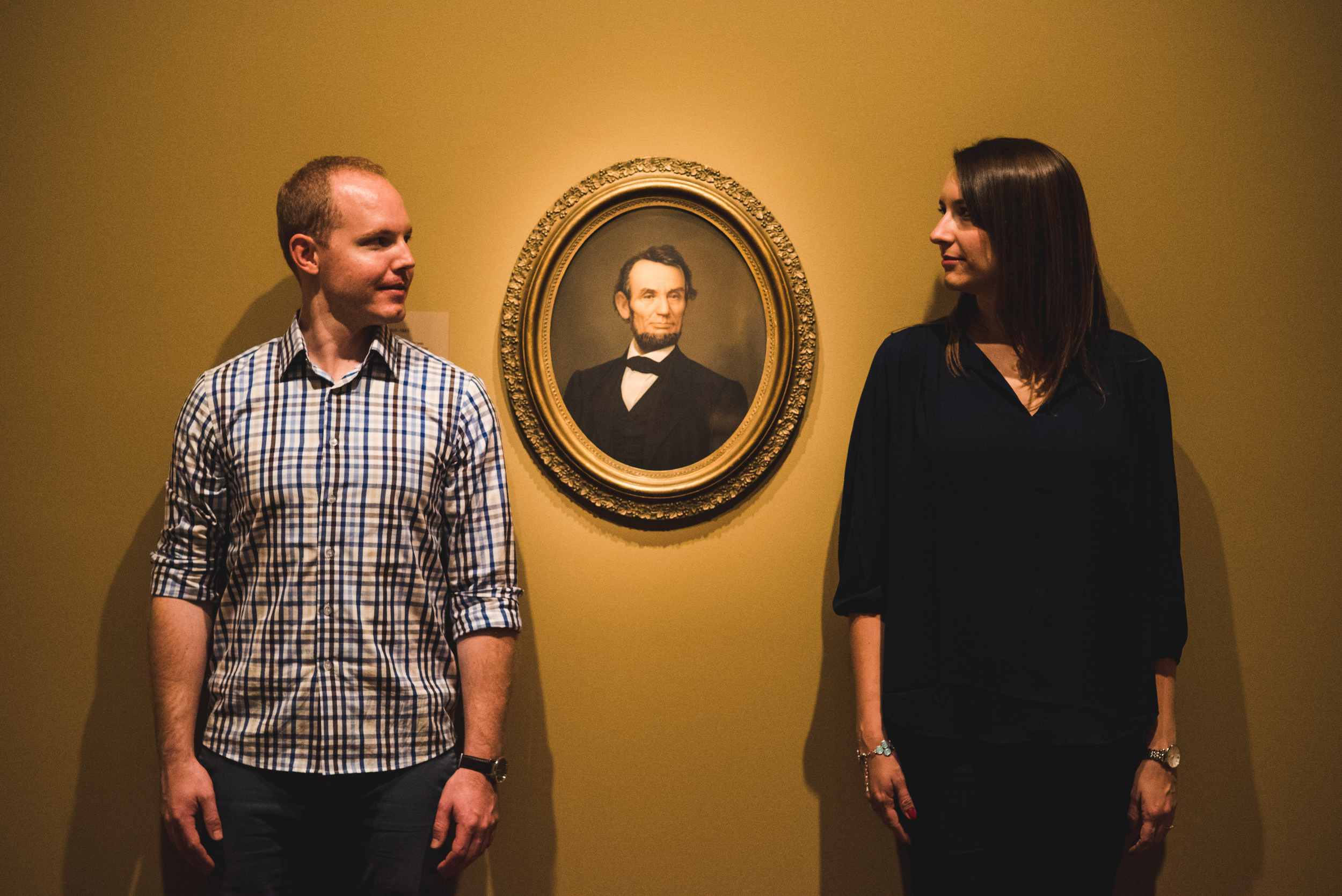 Smithsonian American Art Museum engagement session by Mantas Kubilinskas-14.jpg