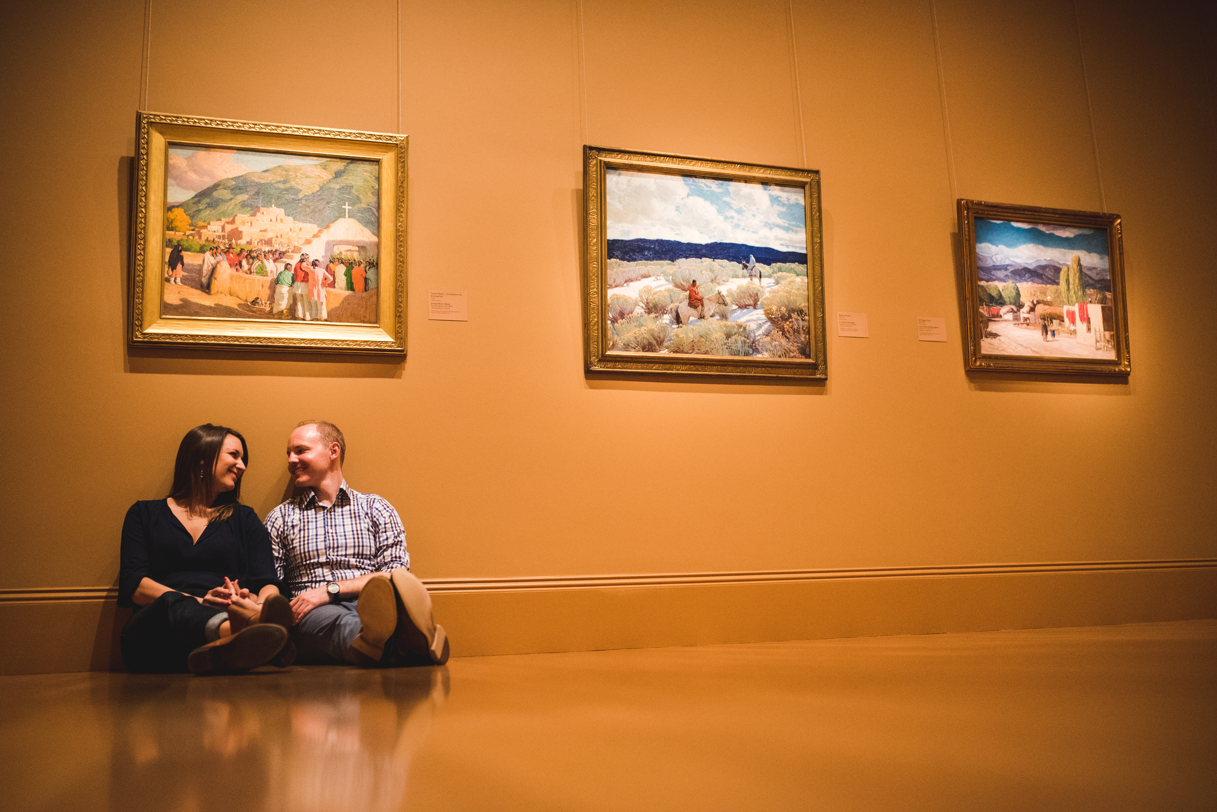 Smithsonian American Art Museum engagement session by Mantas Kubilinskas-18.jpg