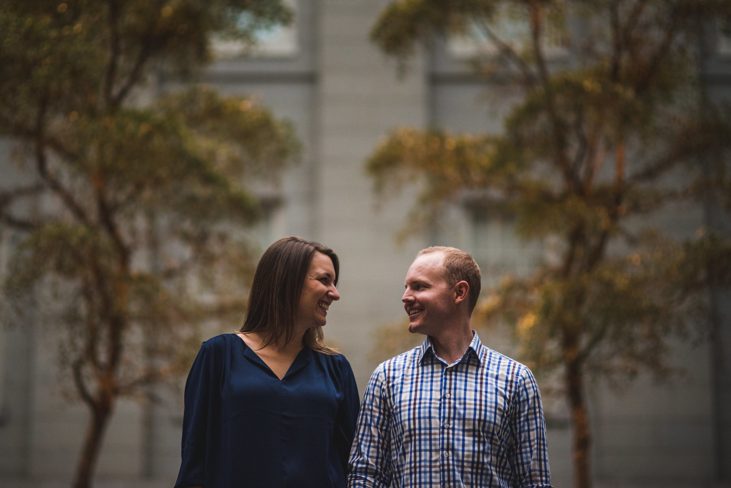 Smithsonian American Art Museum engagement session by Mantas Kubilinskas-21.jpg