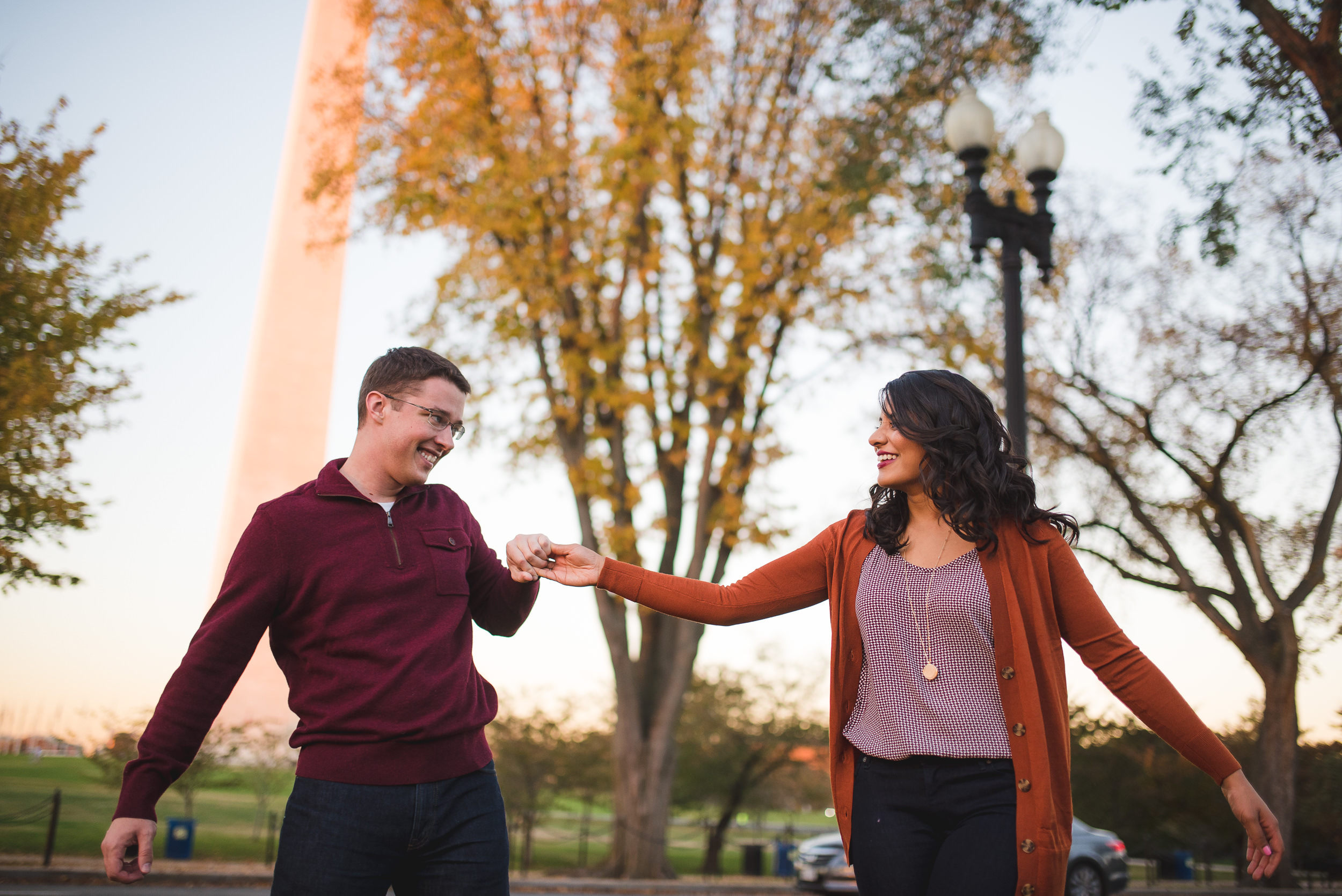 Creative engagement session at Washington DC Mall-5.jpg