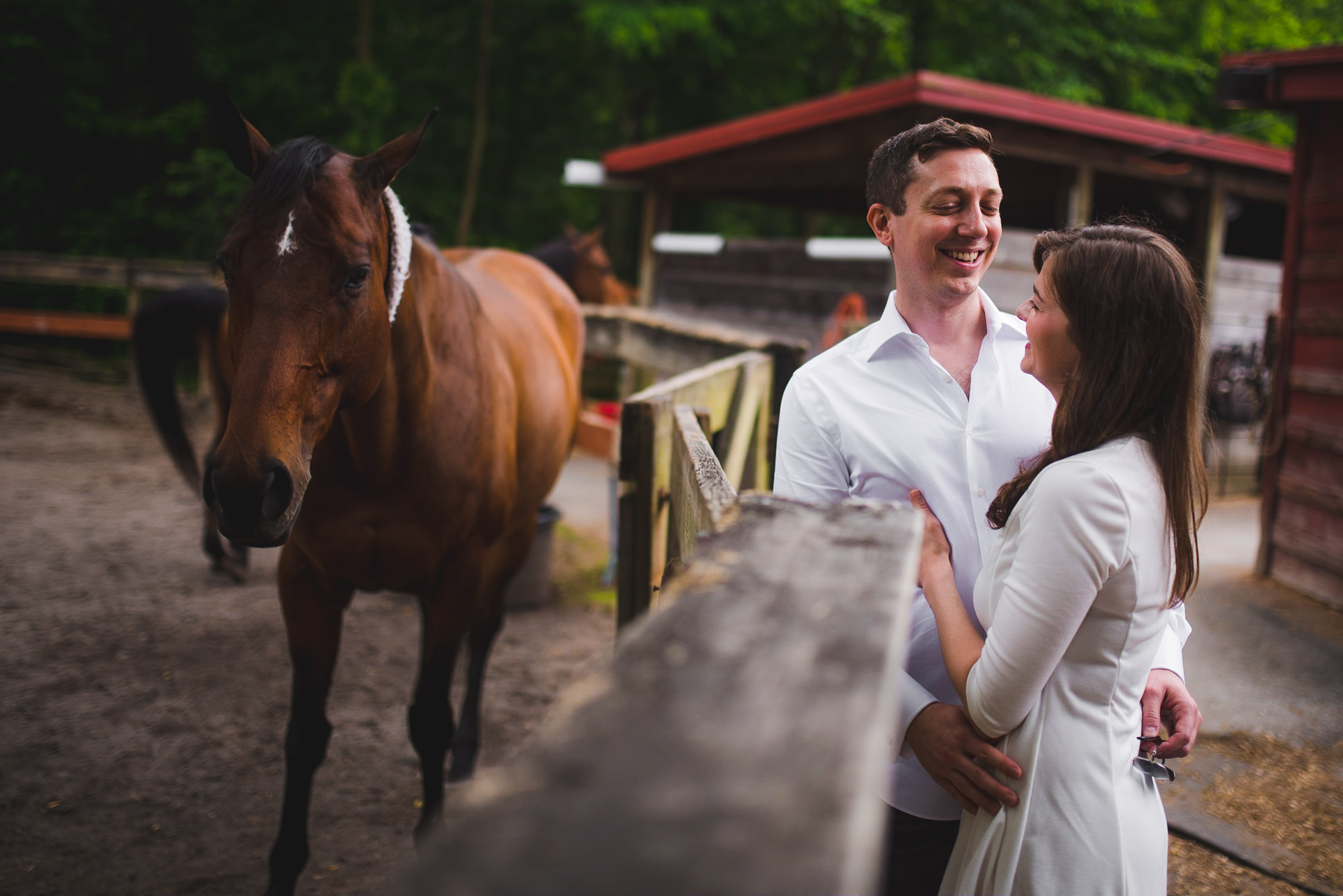 Stones from US Capitol in Rock Creek Park Engagement Session-11.jpg