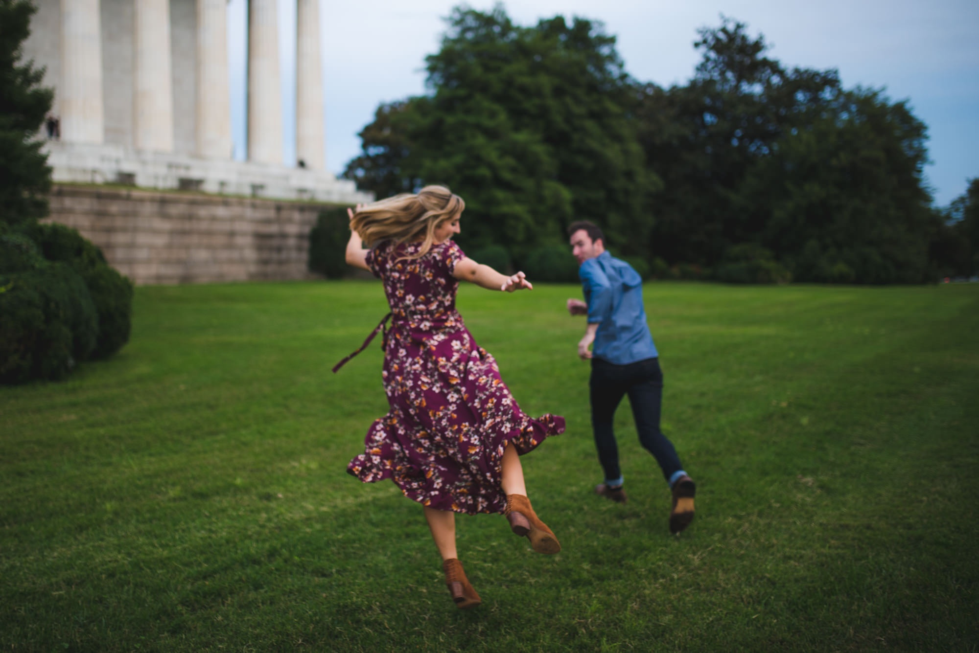 Lincoln Memorial Documentary Engagement Session_-9.jpg