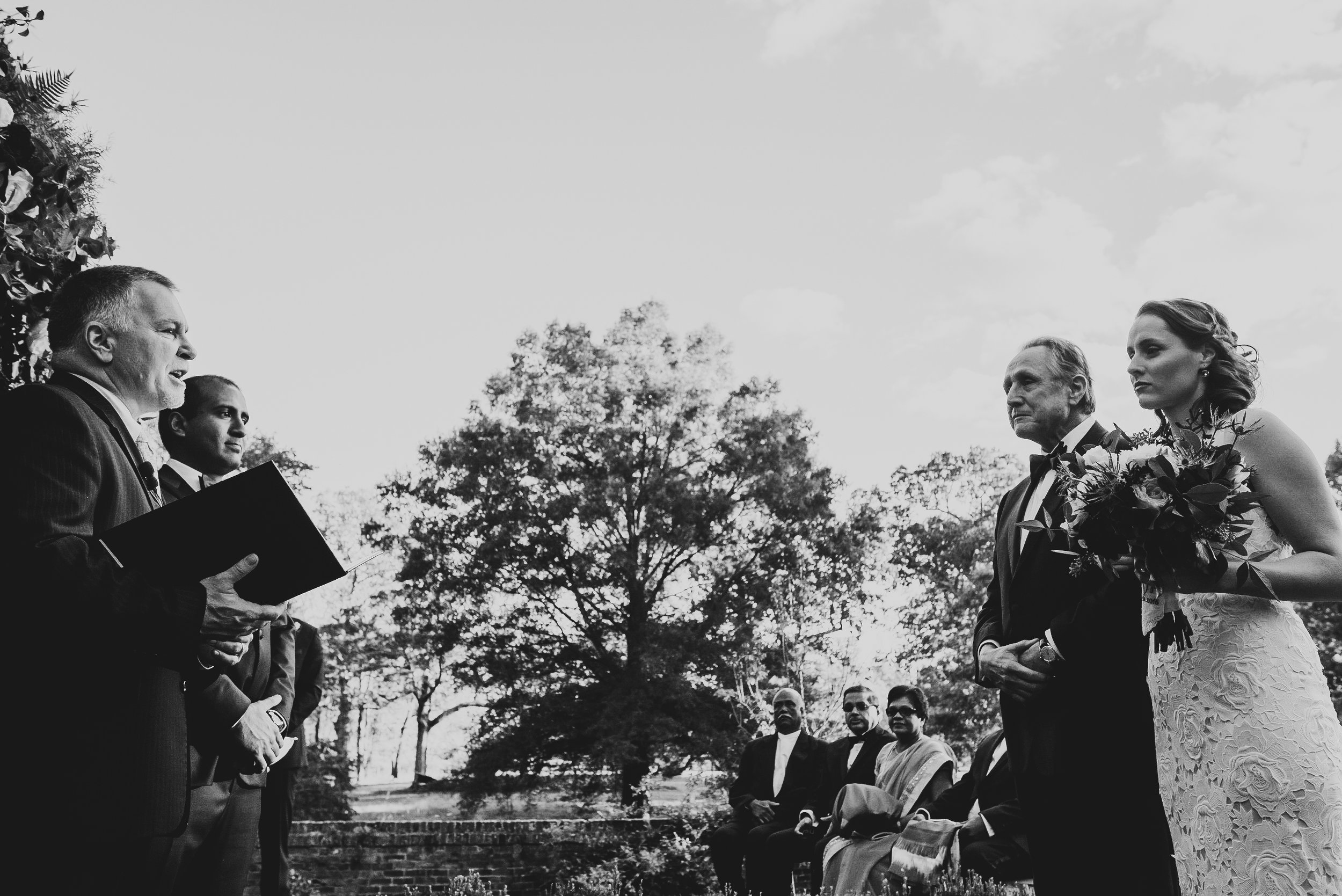 Oatlands Plantation wedding photos