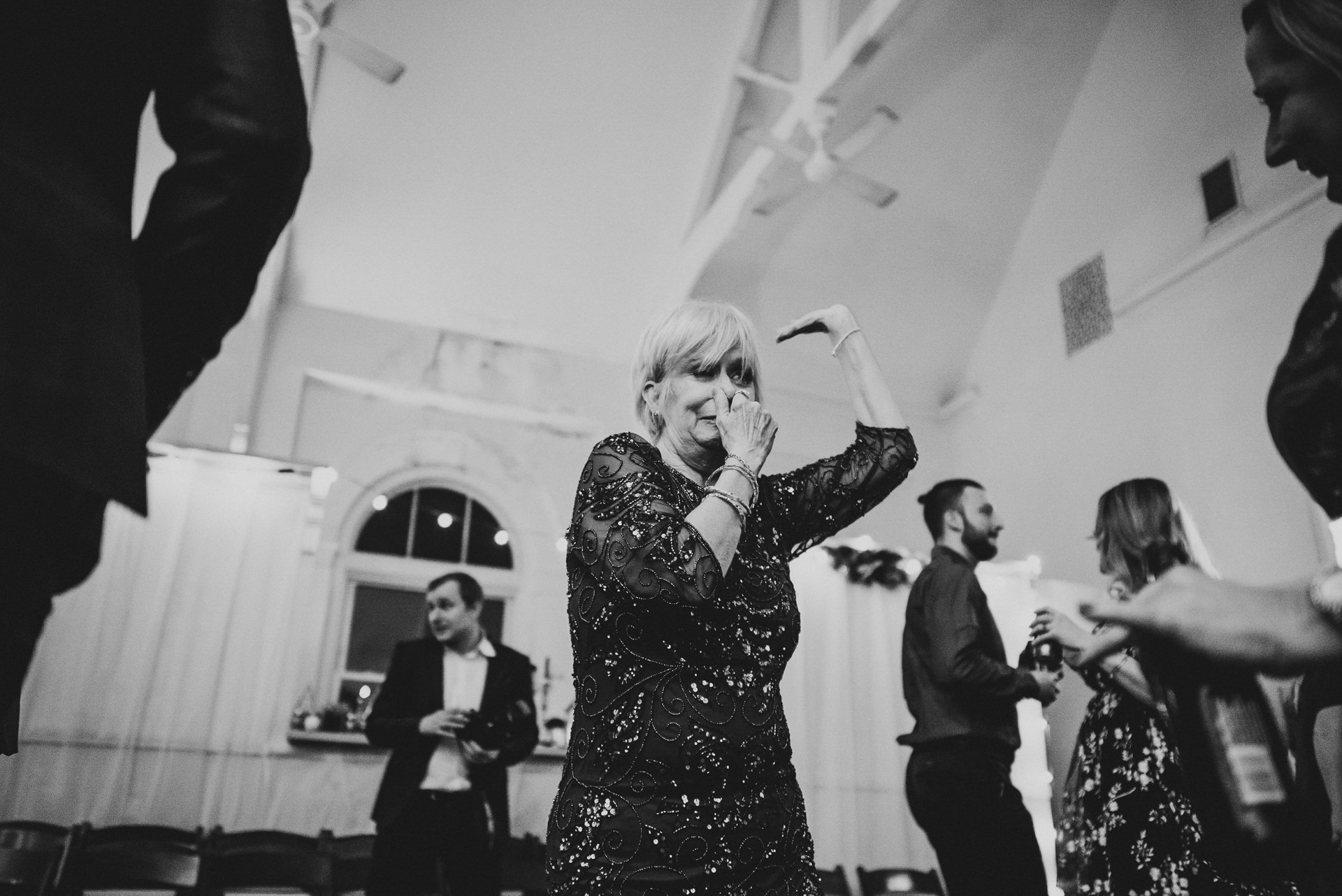 Church & Company Baltimore Wedding