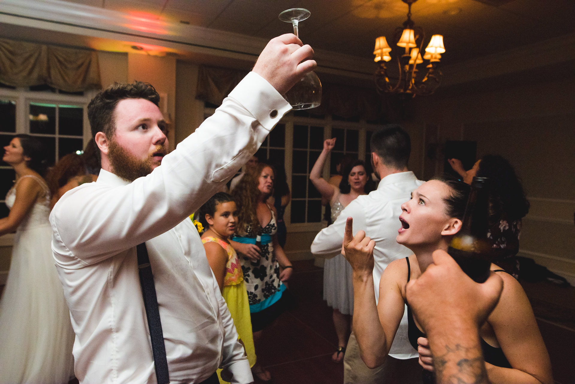 Manor Country Club Wedding Photography
