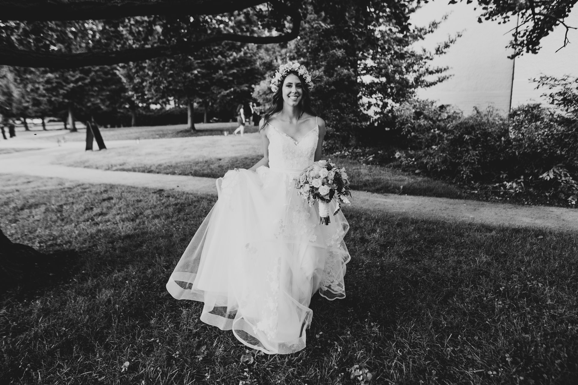 Wedding at President Lincoln's Cottage