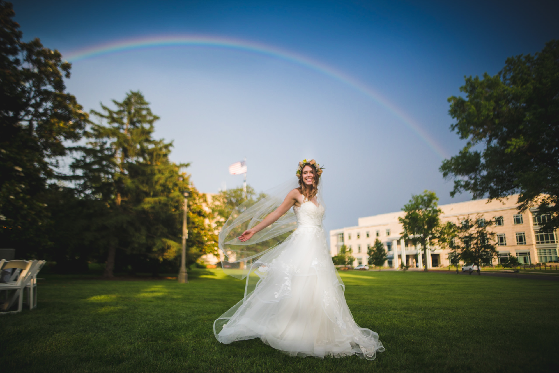 Documentary Wedding at President Lincoln's Cottage