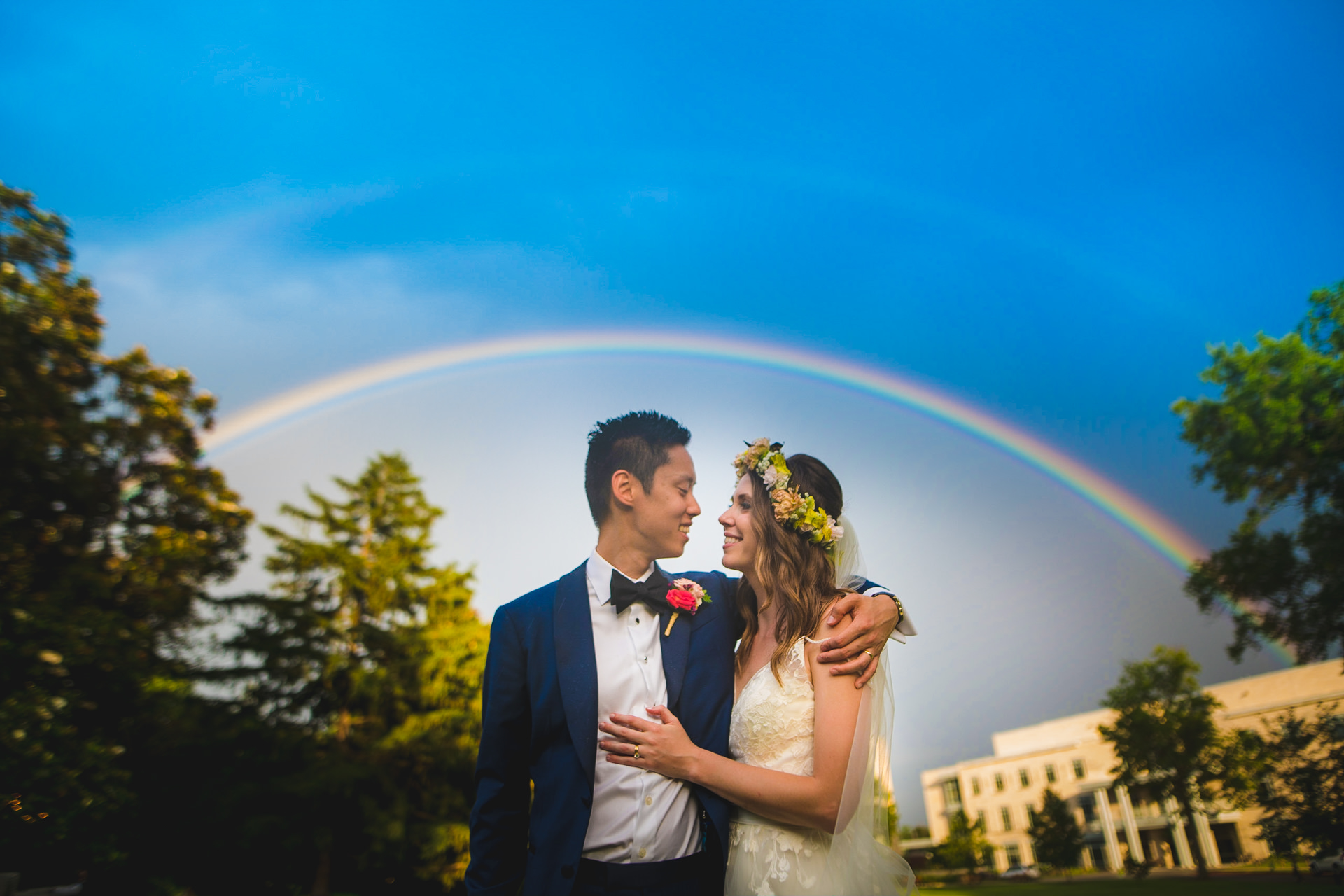 Creative Wedding at President Lincoln's Cottage