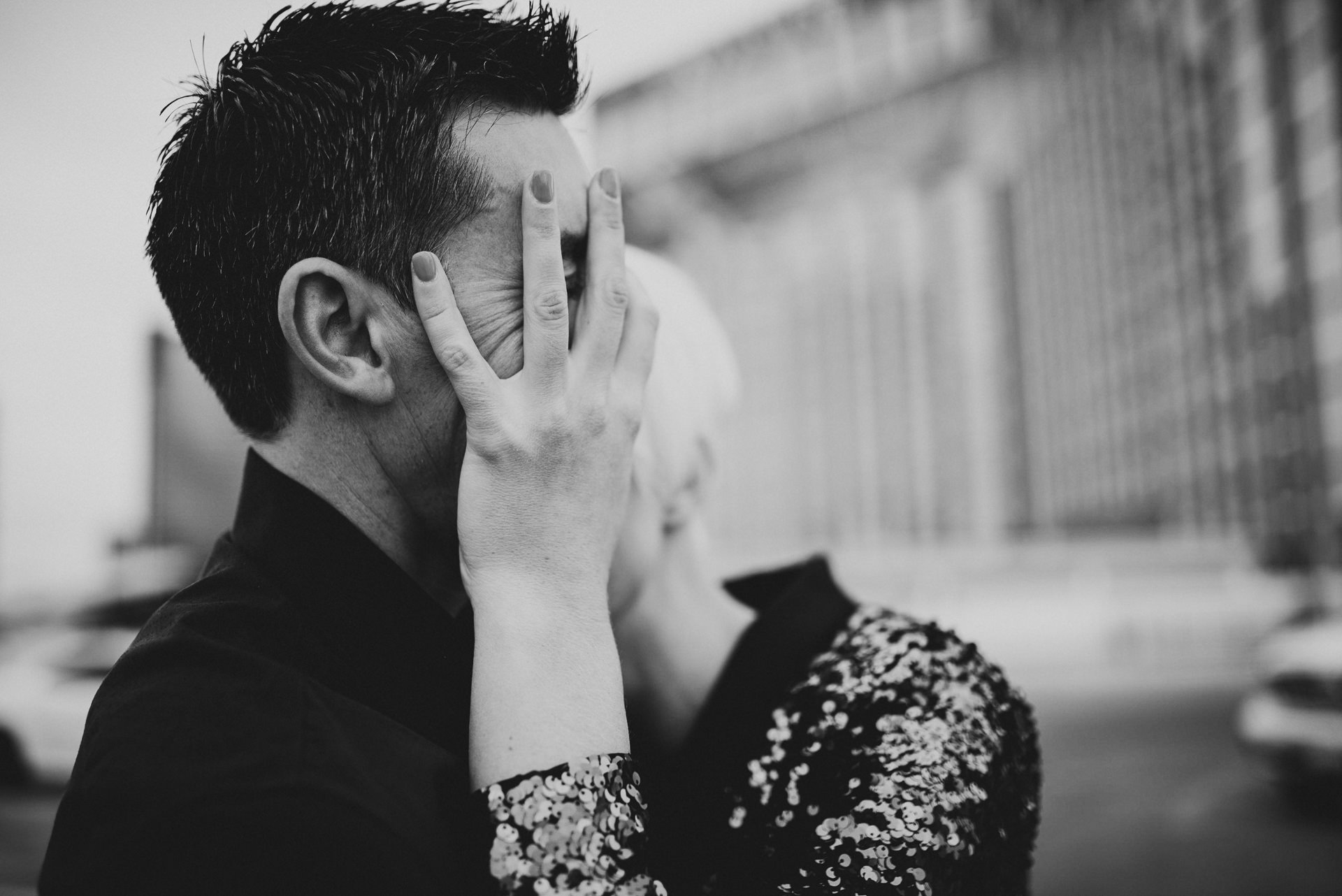 Las Vegas Engagement Photos