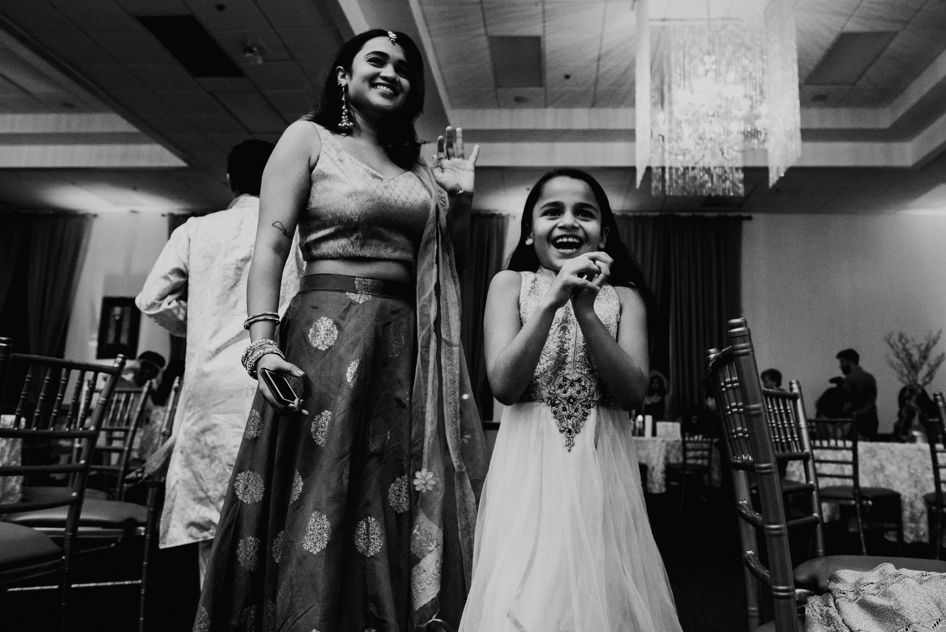 Multicultural wedding photographer