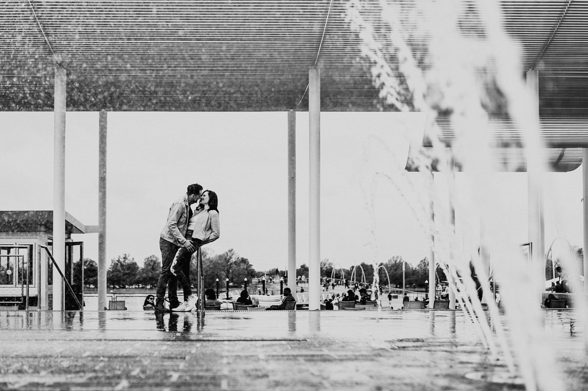 the wharf dc engagement session