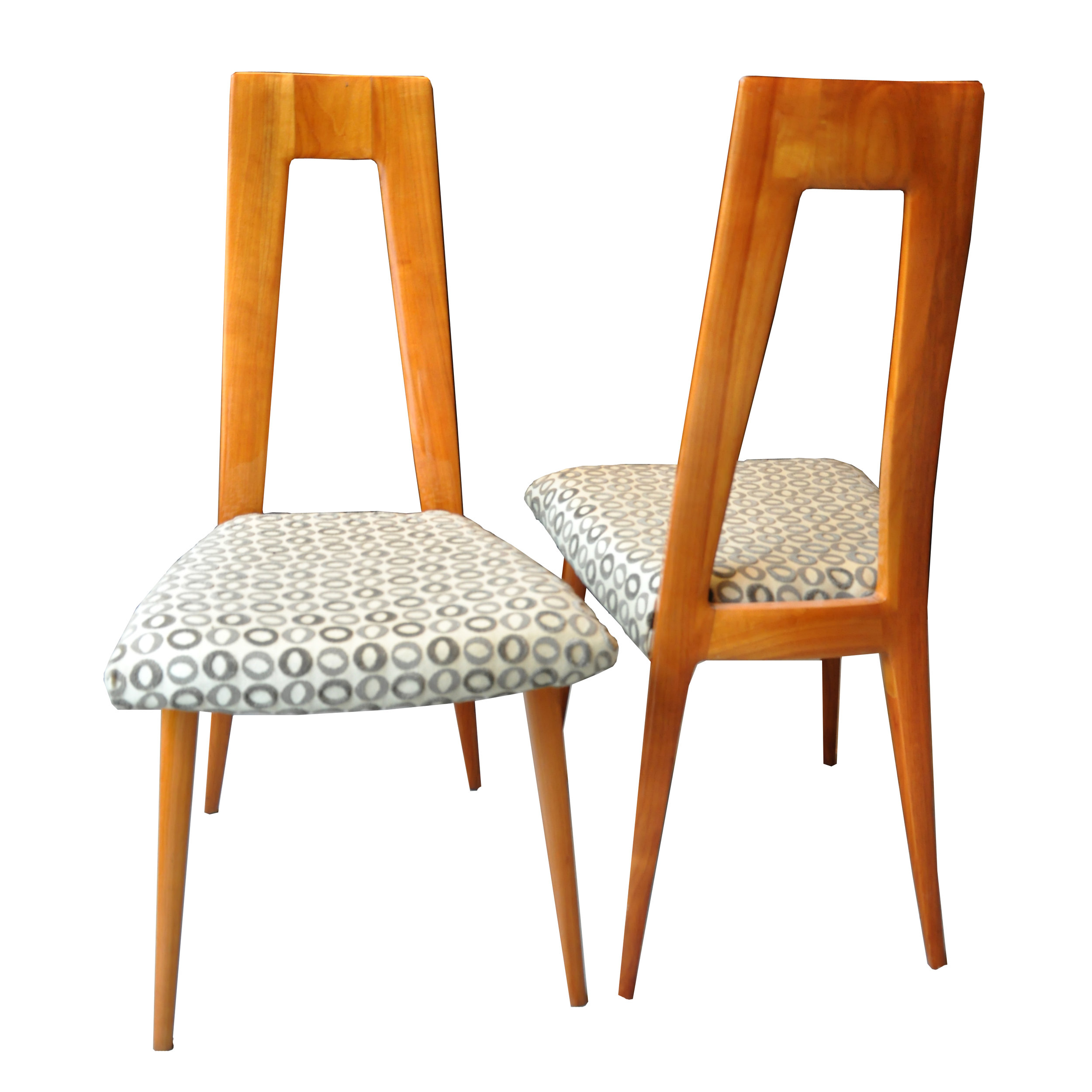 Dänische Stühle -