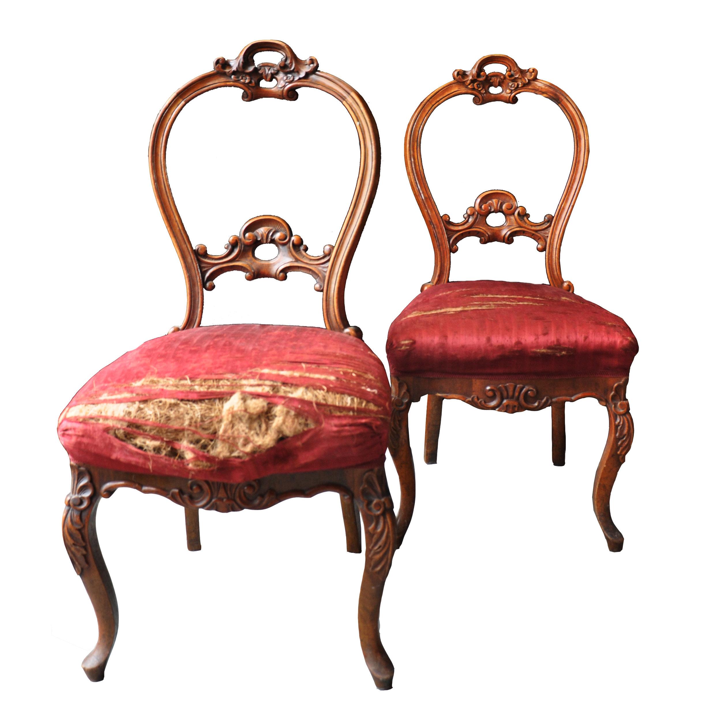 Barocke Stühle -