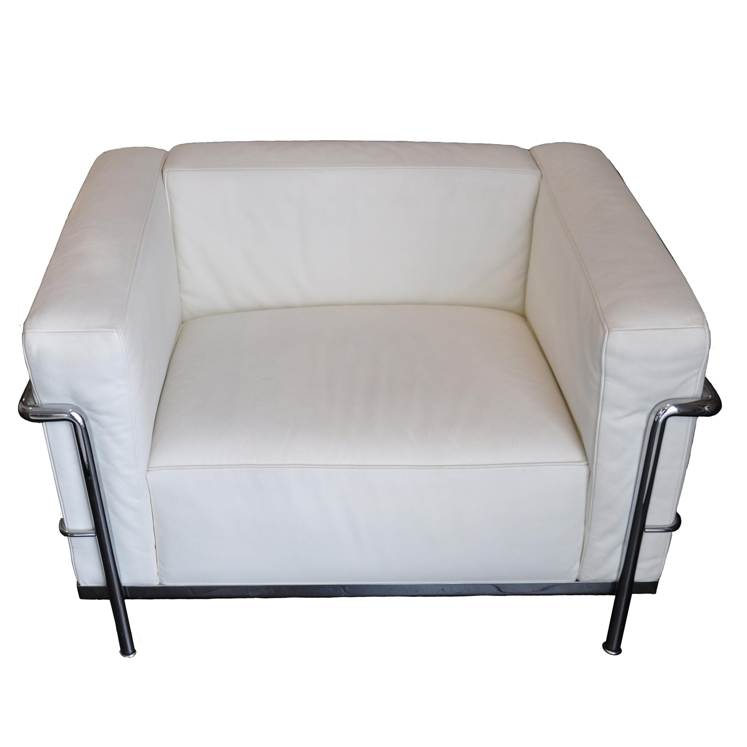 LC3 Corbusier weiß -