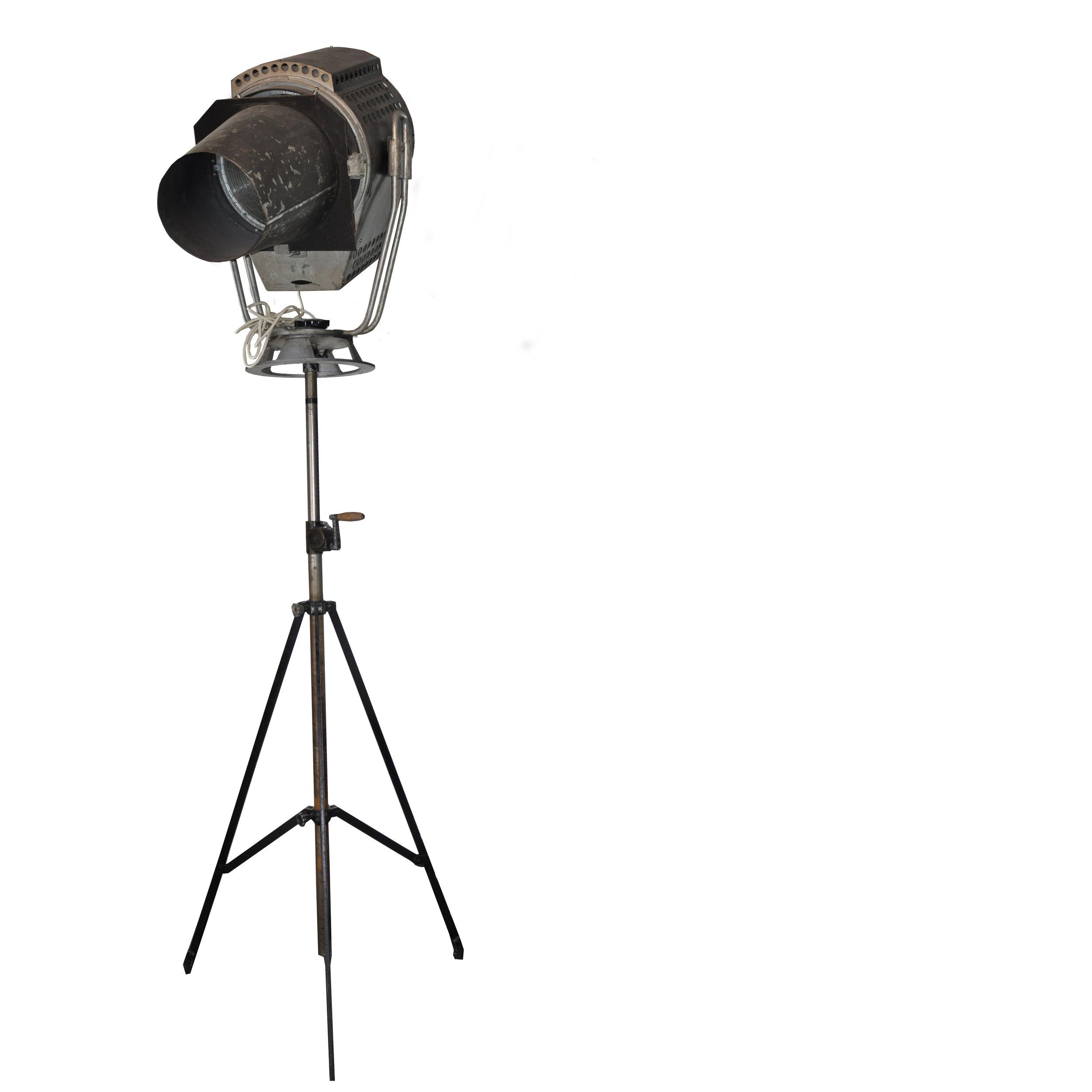 Filmscheinwerfer 3m -