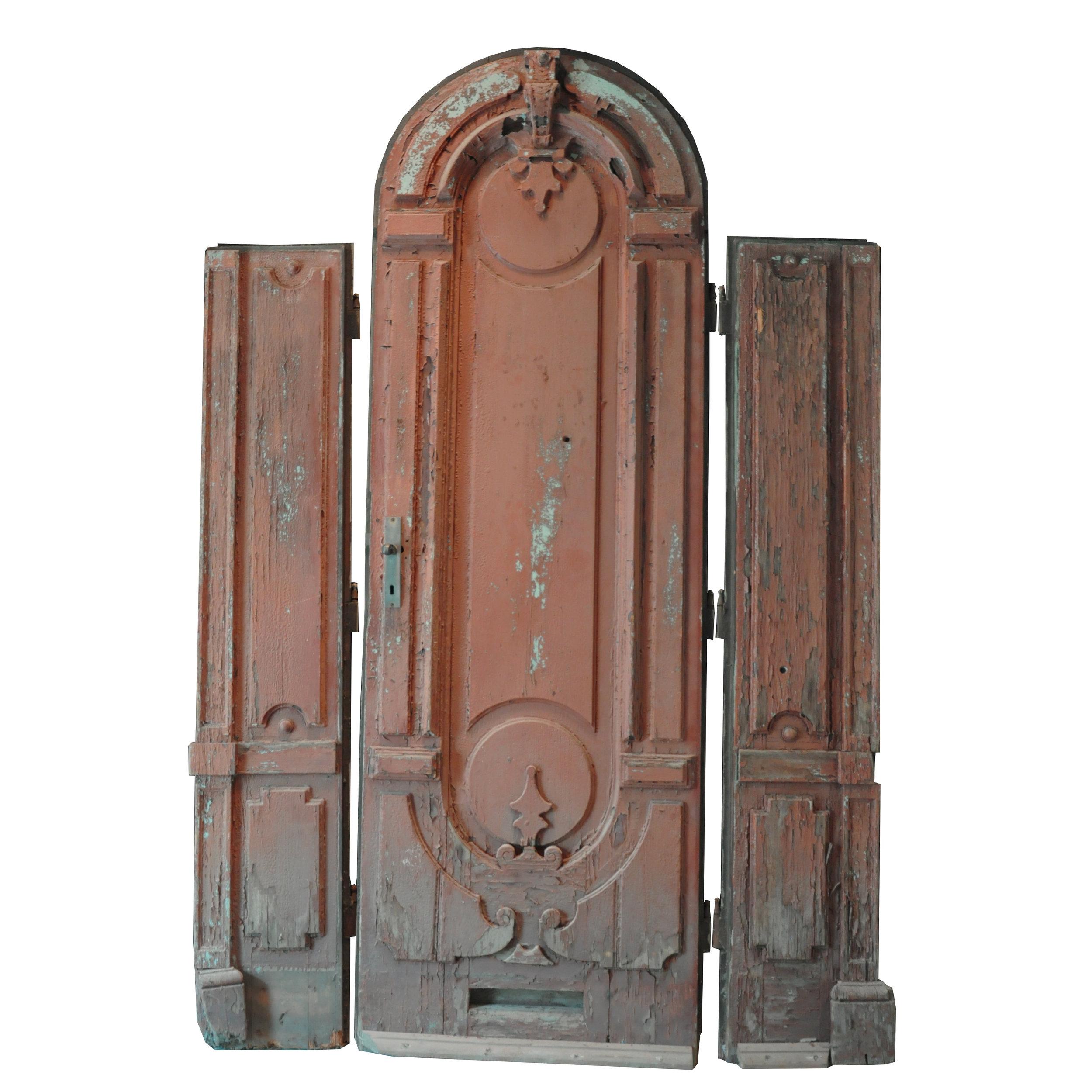 Historische Türen -