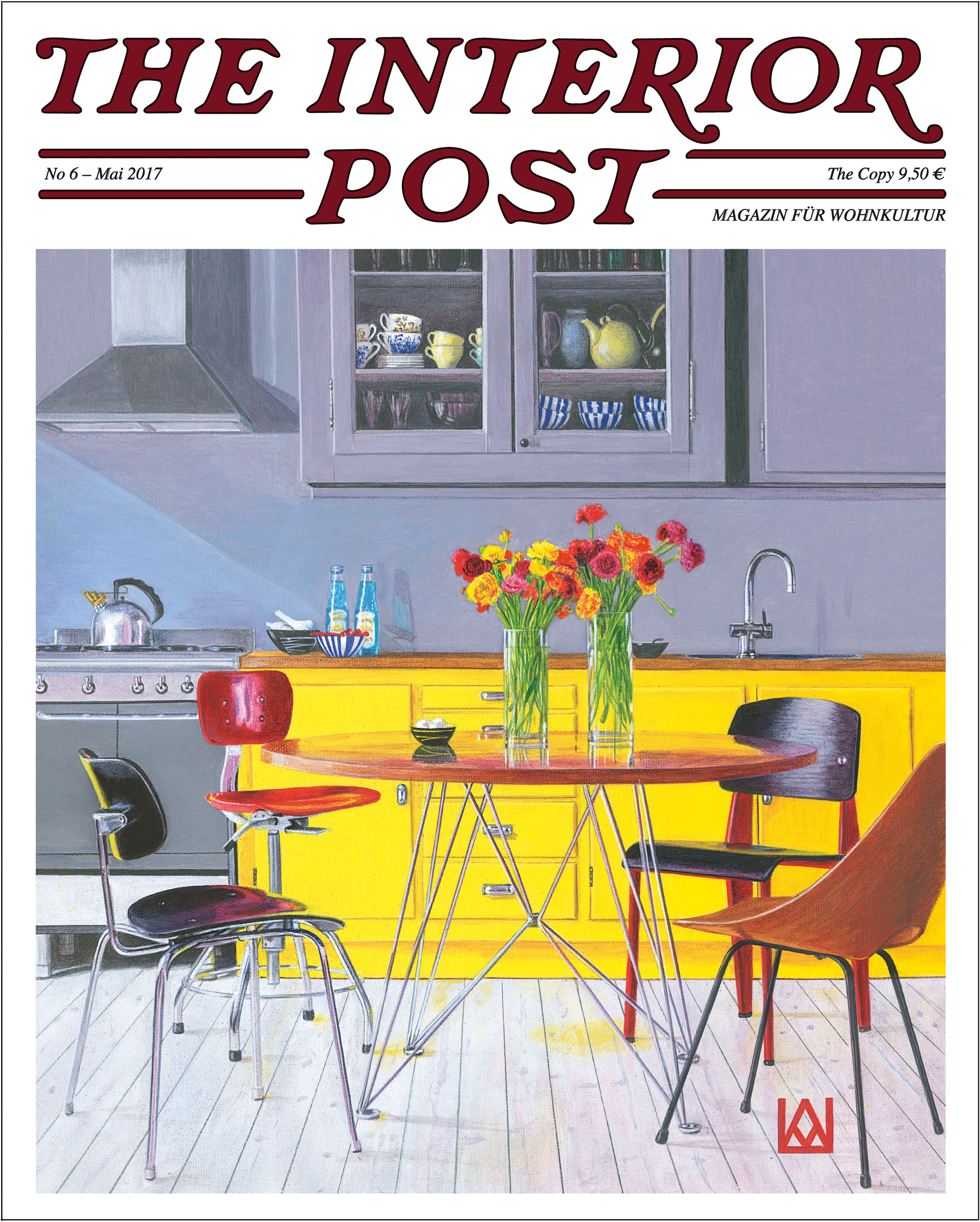 THE INTERIOR POST MAGAZINE, May 2017.