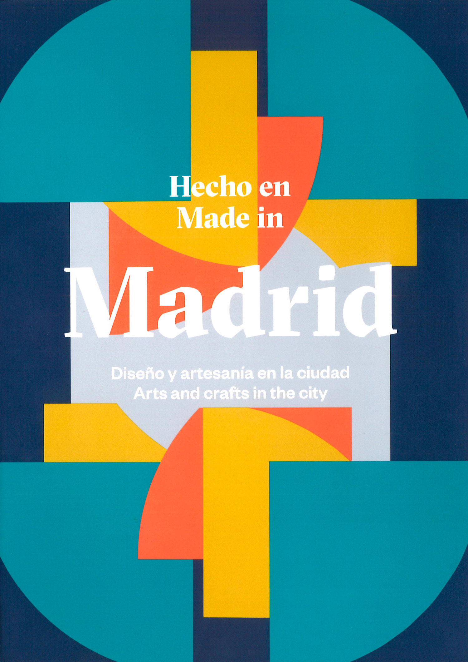 MADE IN MADRID, BOOK, April 2019.