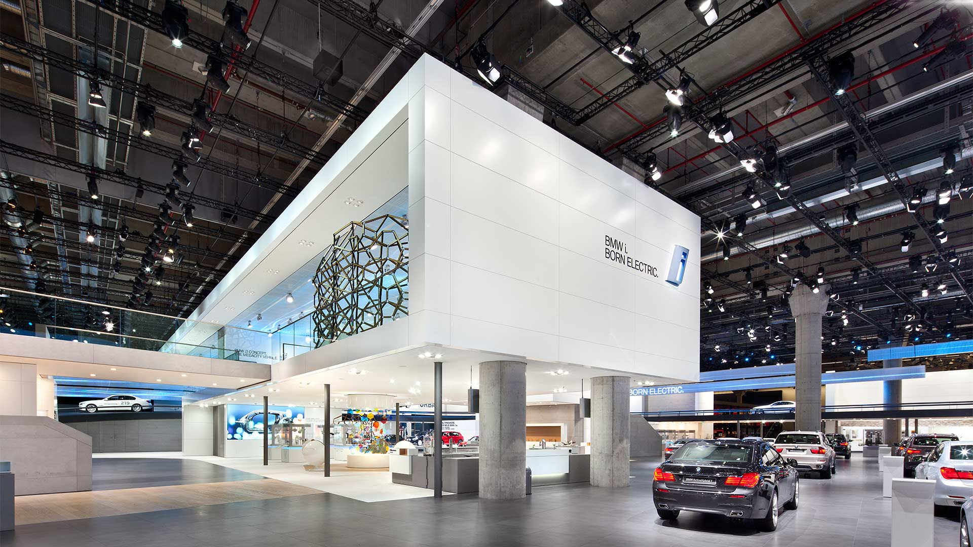 BMW | BMWi Lounge IAA
