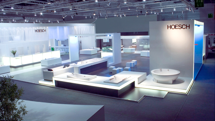 HOESCH Messe Space