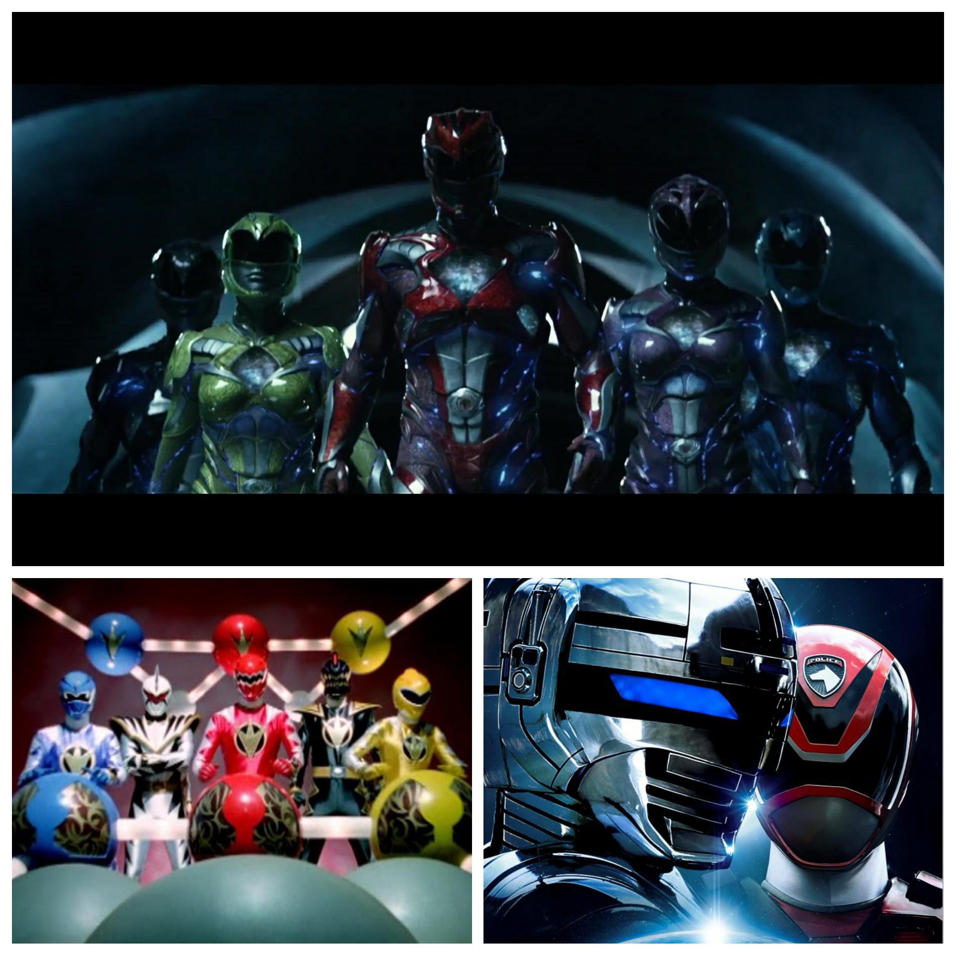 Power Rangers Dino Thunder — 3blackgeeks