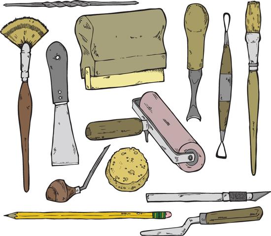 Art Tools for Burlington City Arts