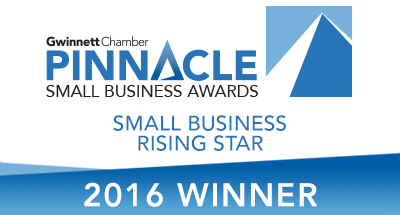 small business rising star pinnacle award auto repair