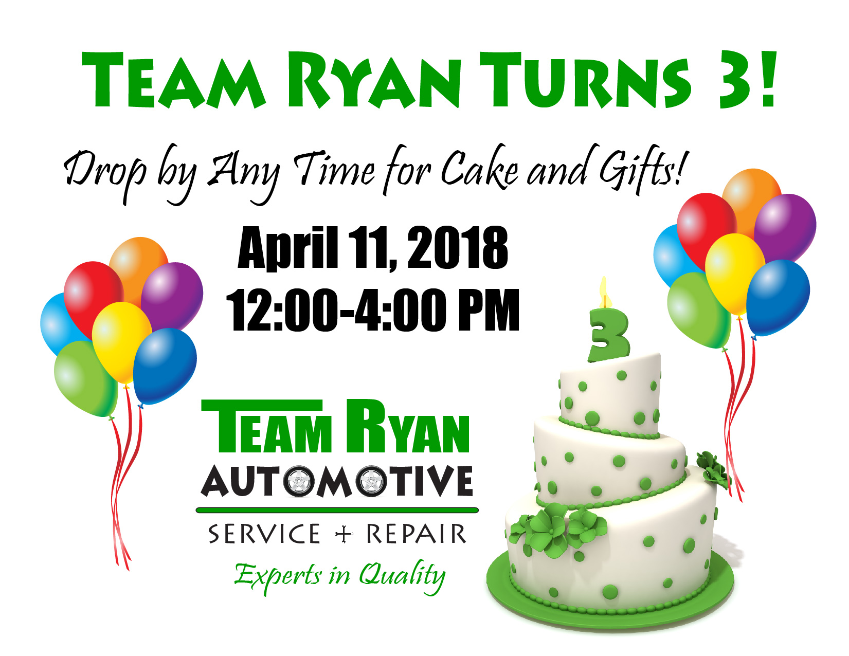 Team Ryan Automotive Turns 3 - Best Auto Repair in Buford.jpg
