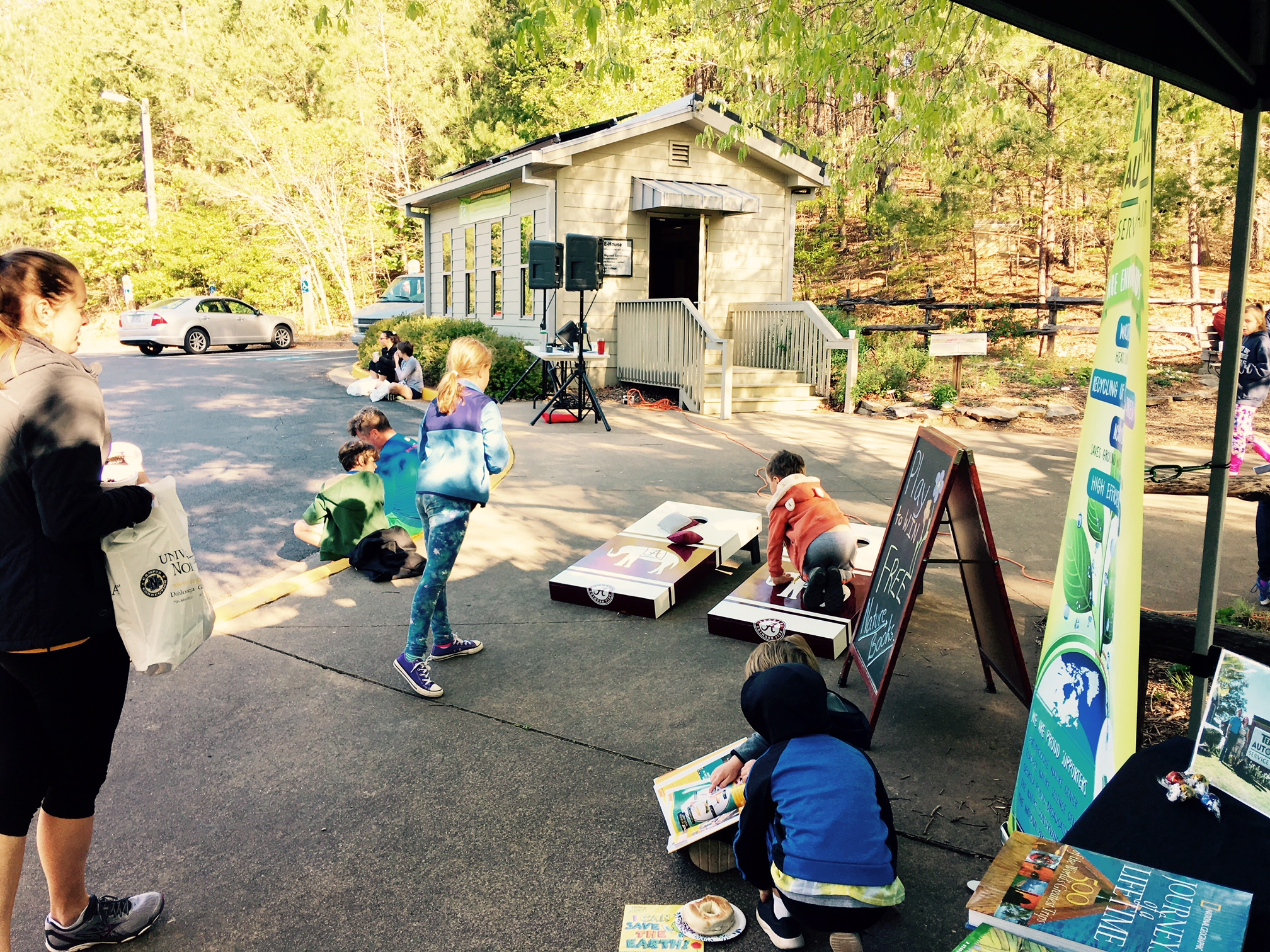Team Ryan Automotive Happy Earth Day Play to Win Nature Books.jpg